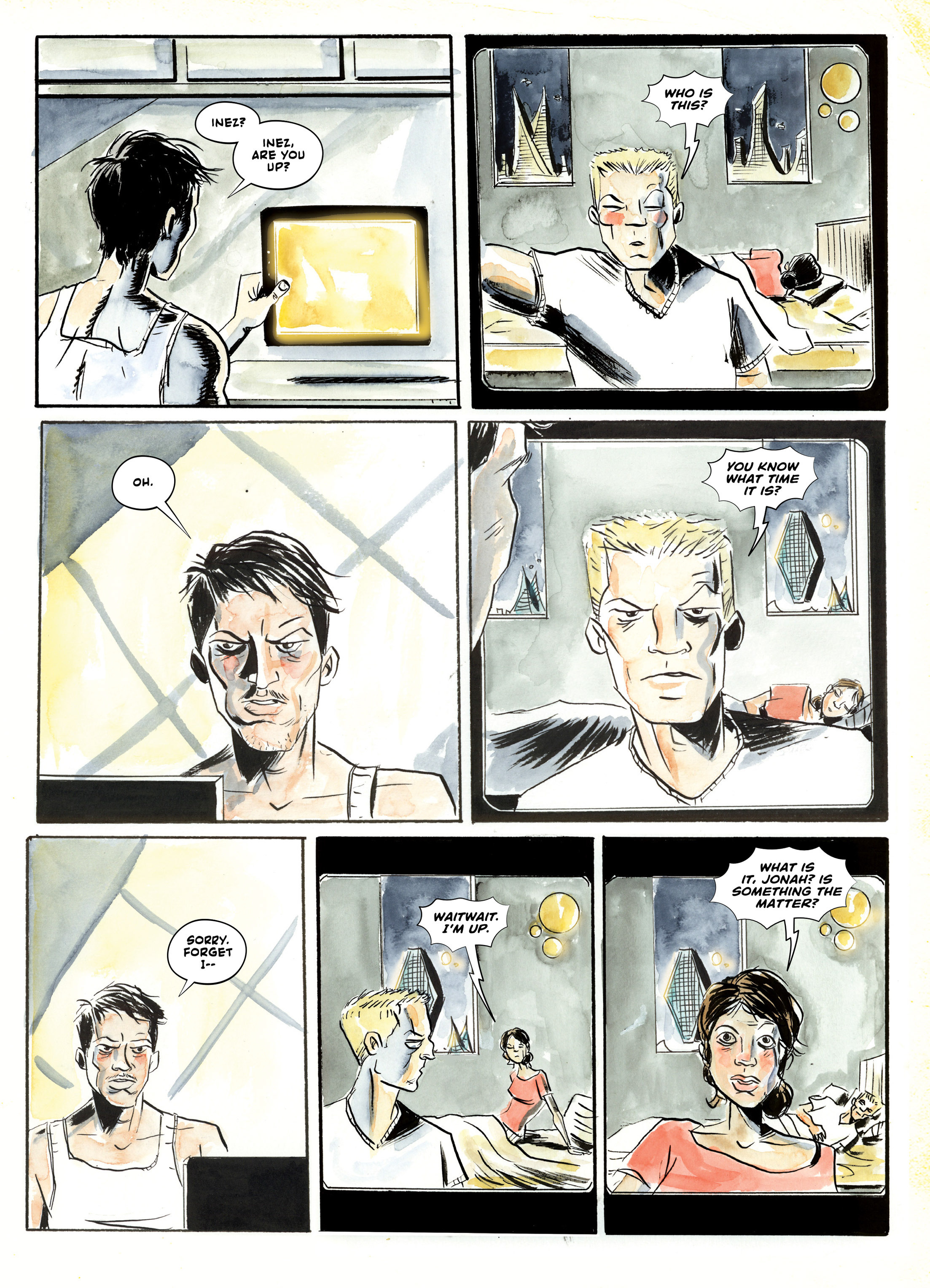 Read online A.D.: After Death comic -  Issue #2 - 35