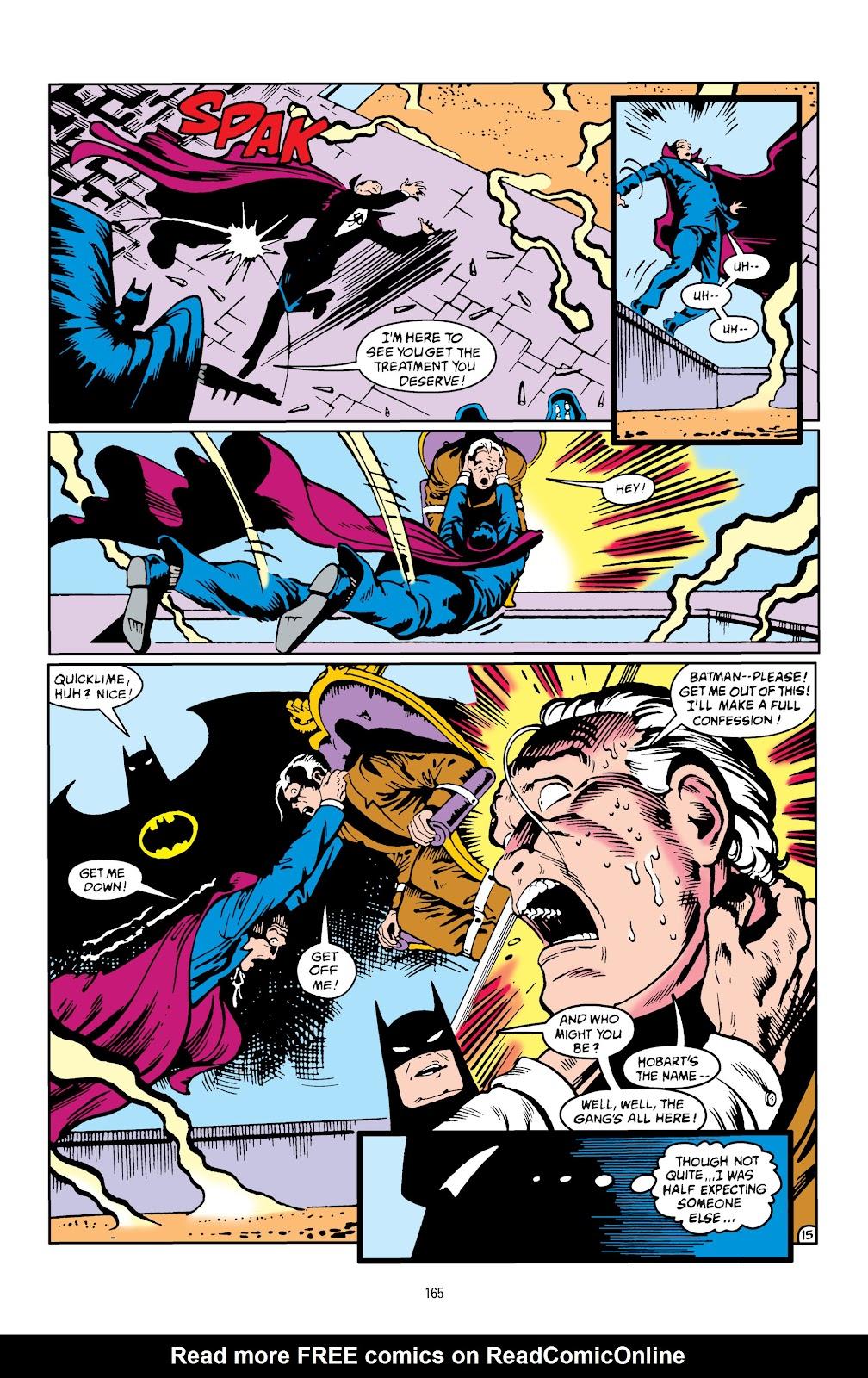 Read online Detective Comics (1937) comic -  Issue # _TPB Batman - The Dark Knight Detective 2 (Part 2) - 67