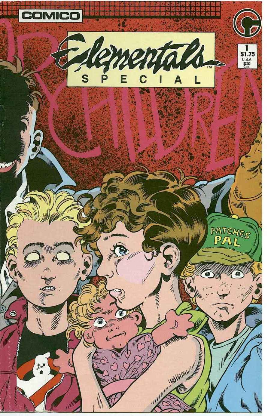 Elementals (1984) issue Special 1 - Page 1