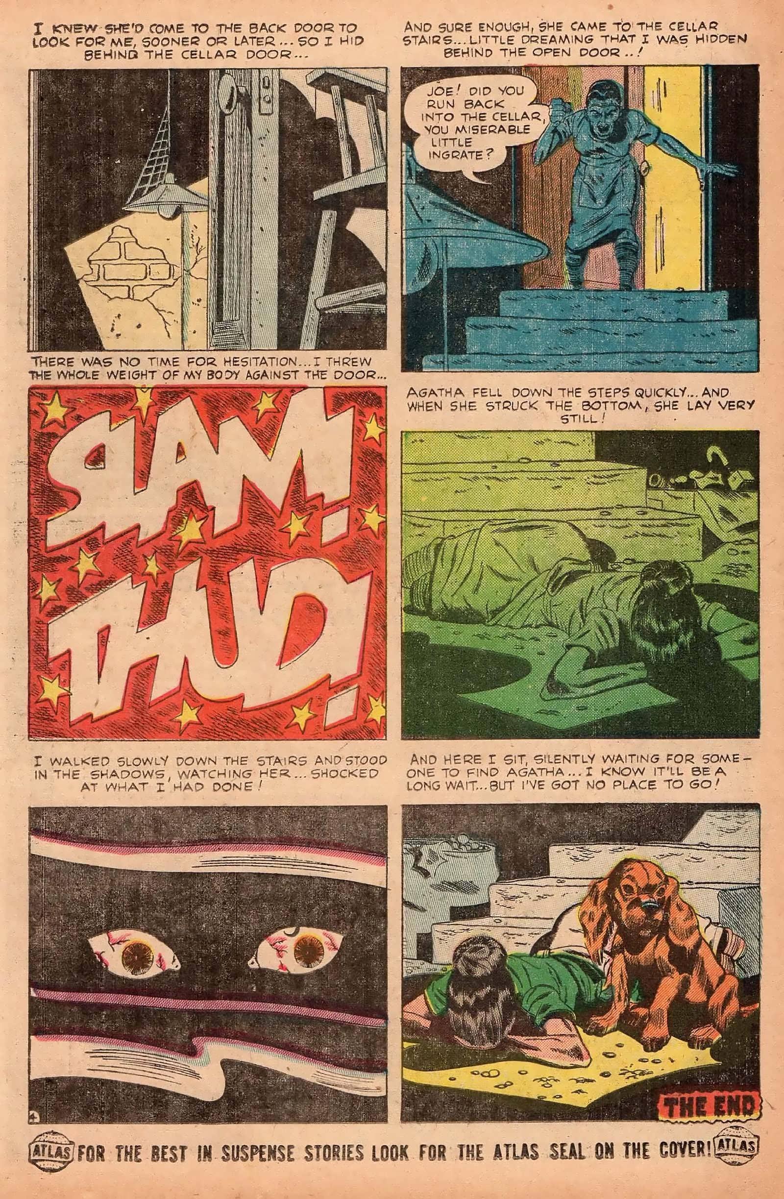 Spellbound (1952) issue 9 - Page 22