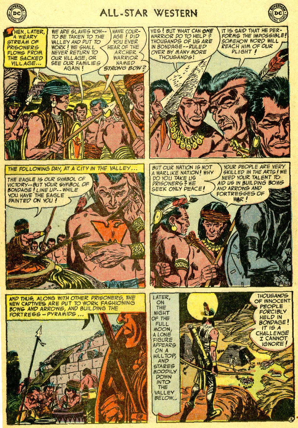 Read online All-Star Western (1951) comic -  Issue #75 - 12