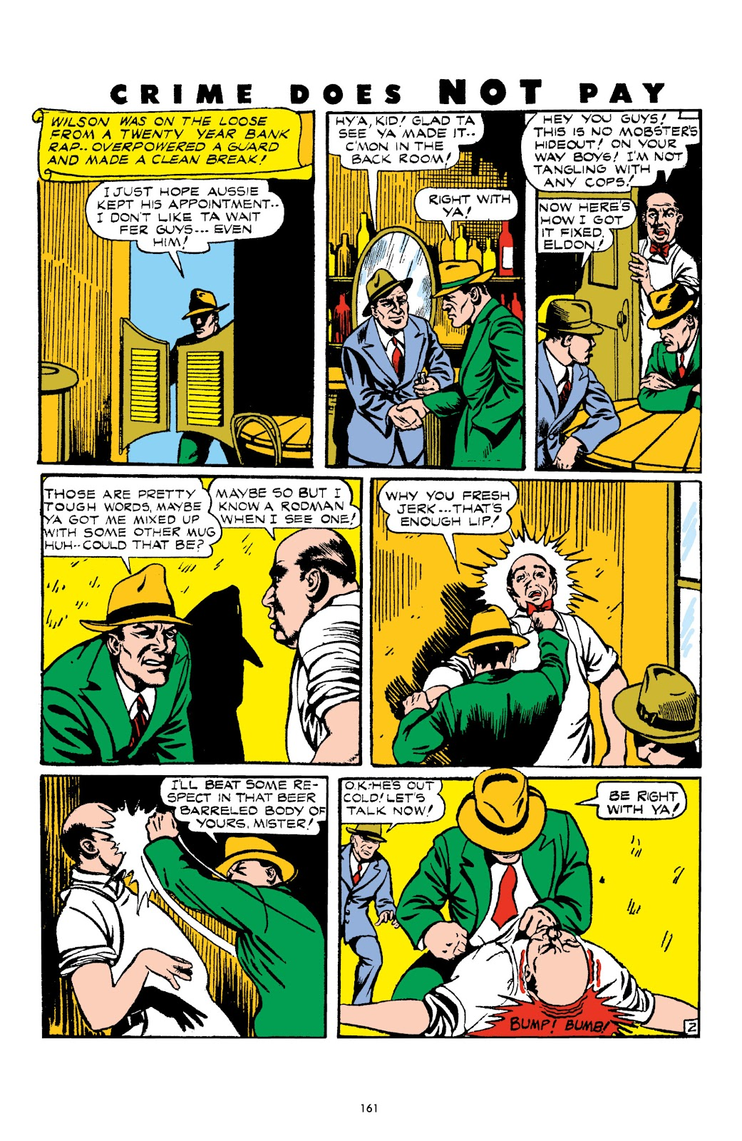 Read online Crime Does Not Pay Archives comic -  Issue # TPB 3 (Part 2) - 61