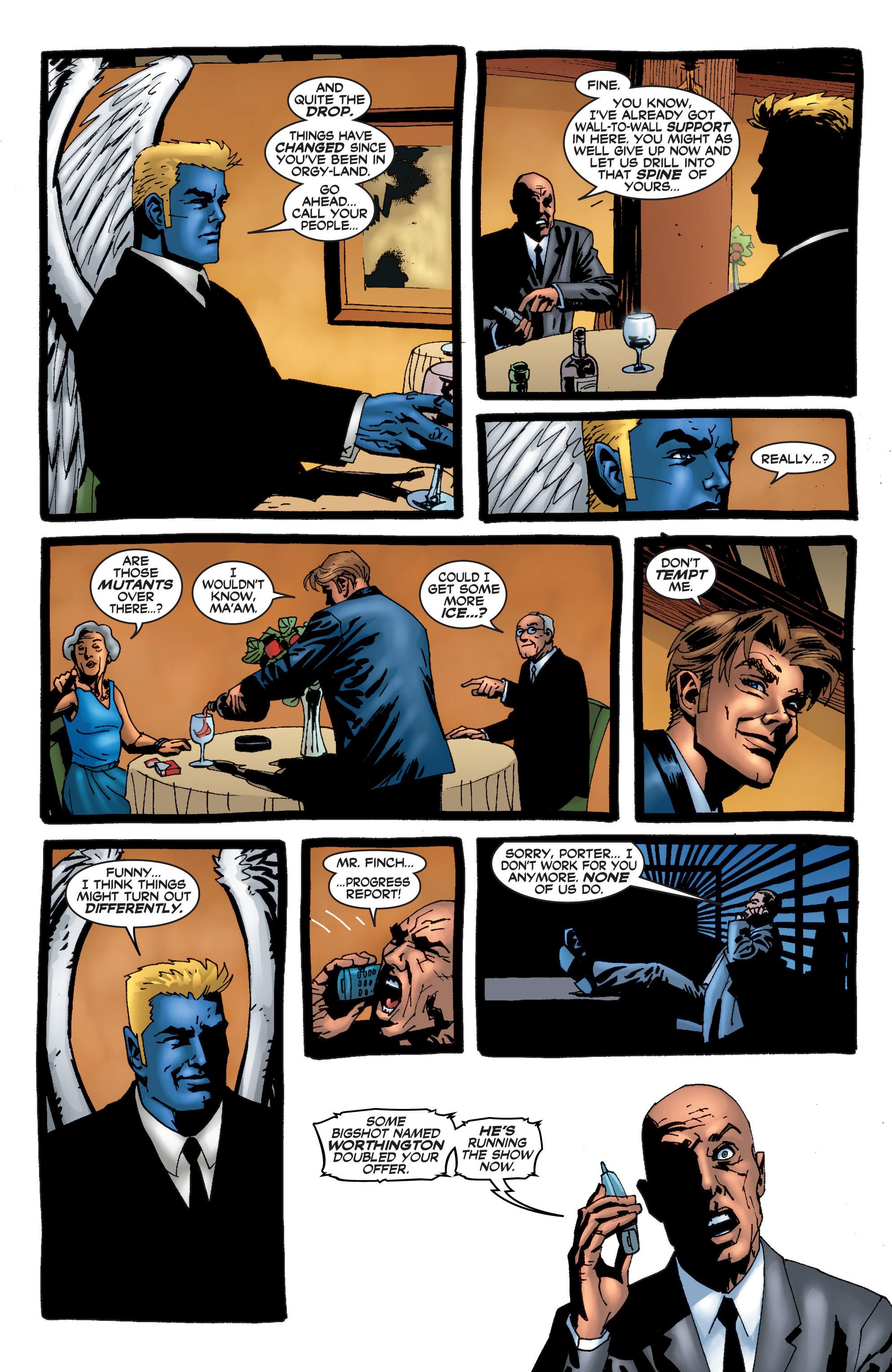 Read online Uncanny X-Men (1963) comic -  Issue #409 - 16