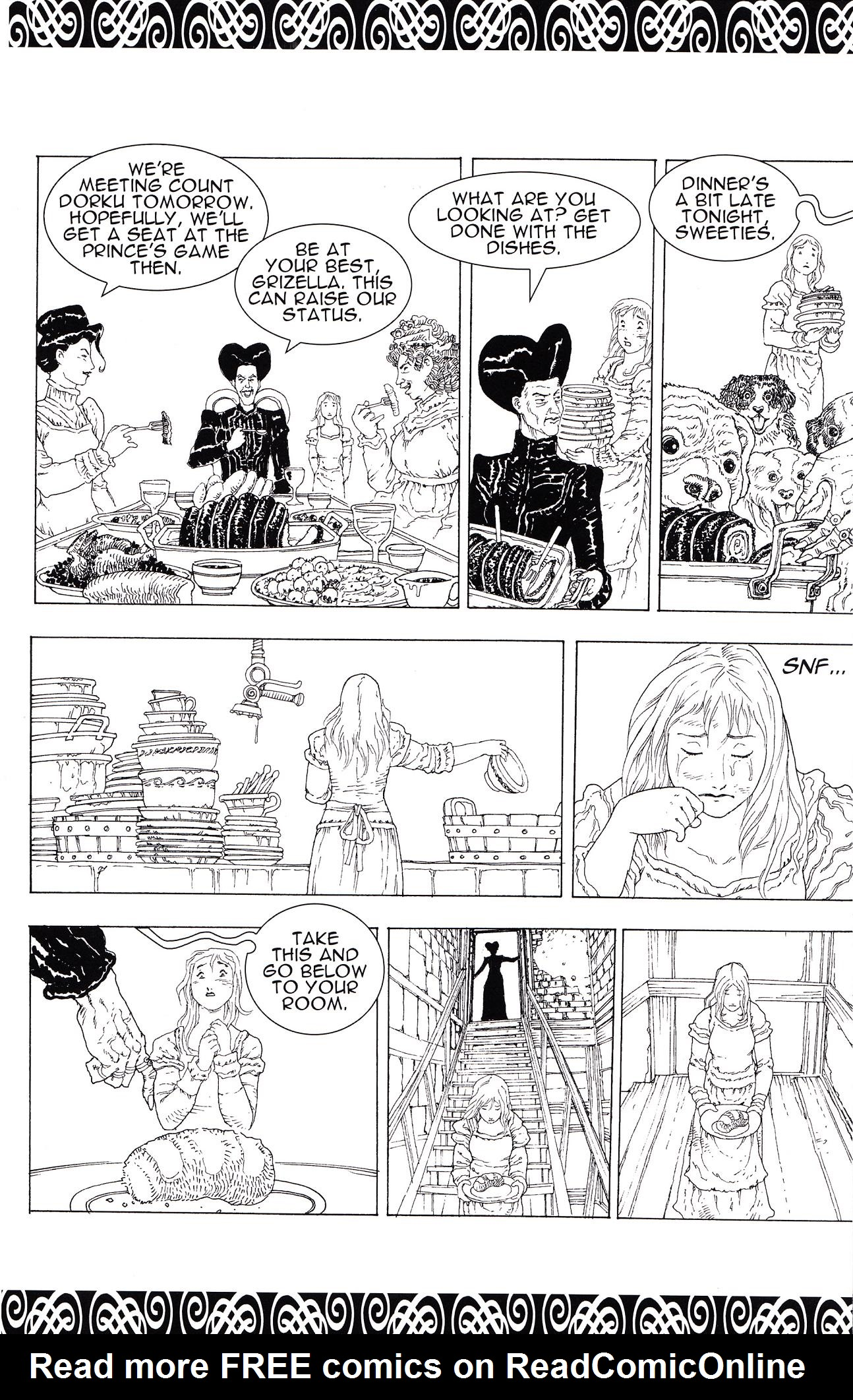 Read online Steampunk Fairy Tales comic -  Issue # Full - 15