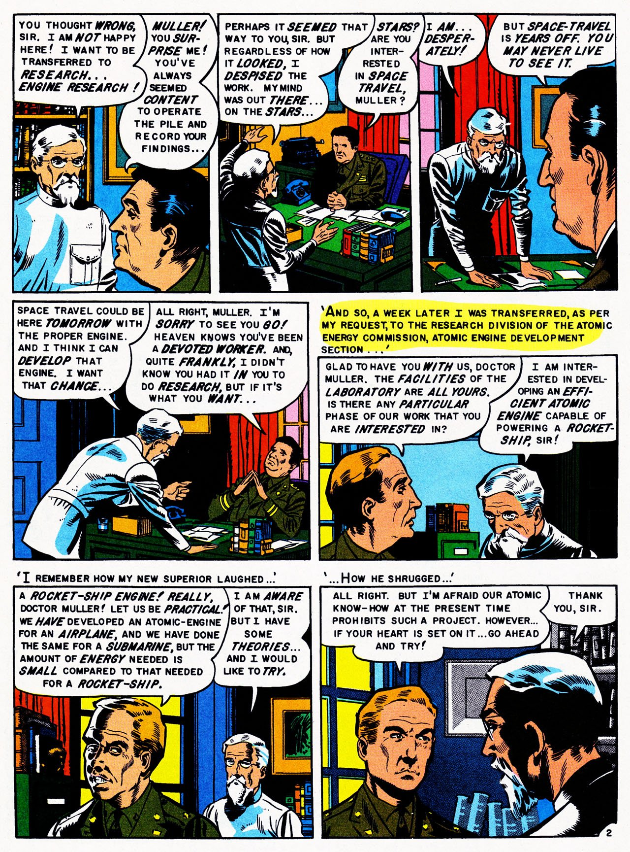 Read online Shock SuspenStories comic -  Issue #10 - 22