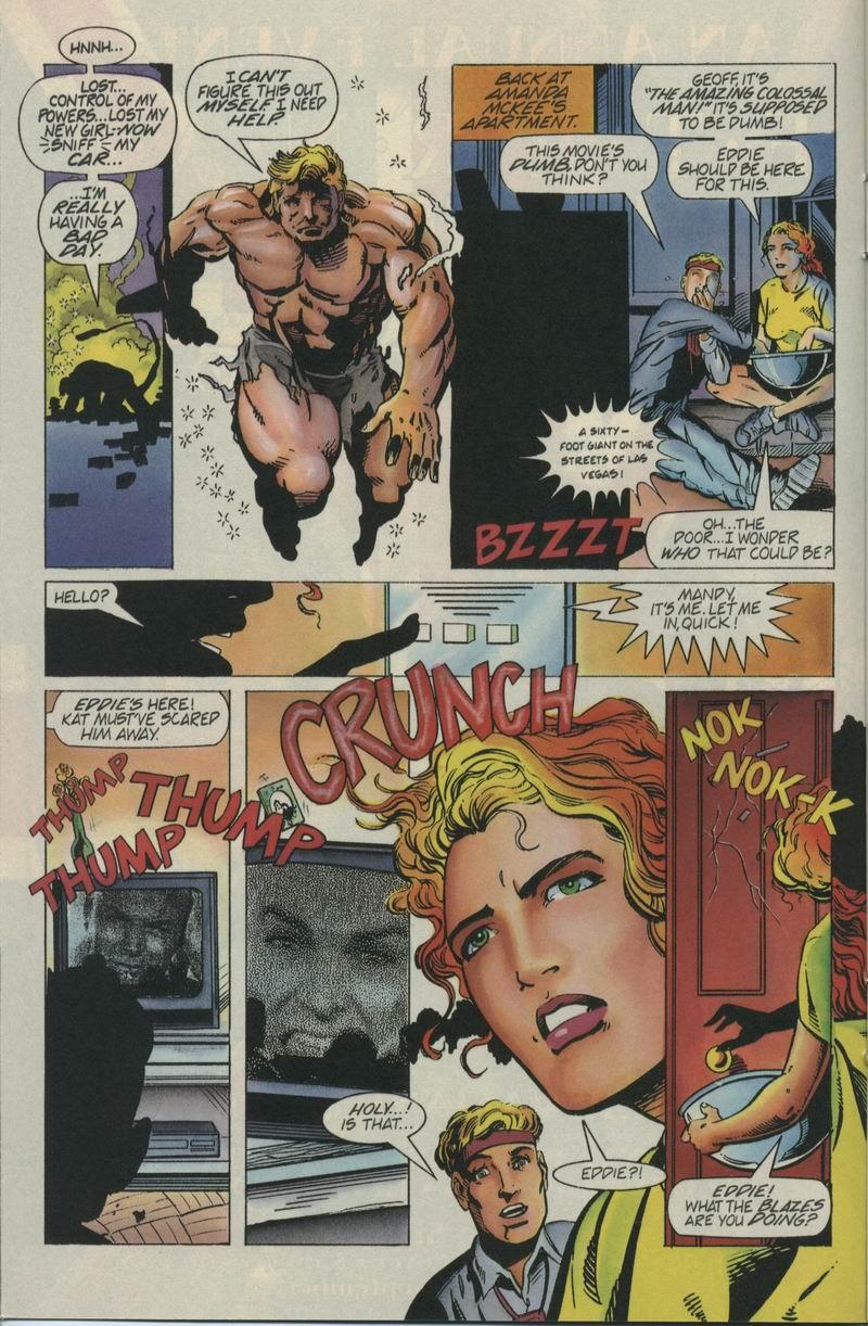 Read online Secret Weapons comic -  Issue #4 - 12