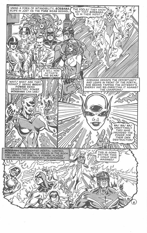 Femforce Issue #113 #113 - English 9