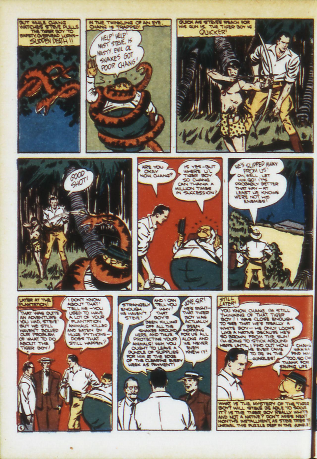 Read online Adventure Comics (1938) comic -  Issue #74 - 31