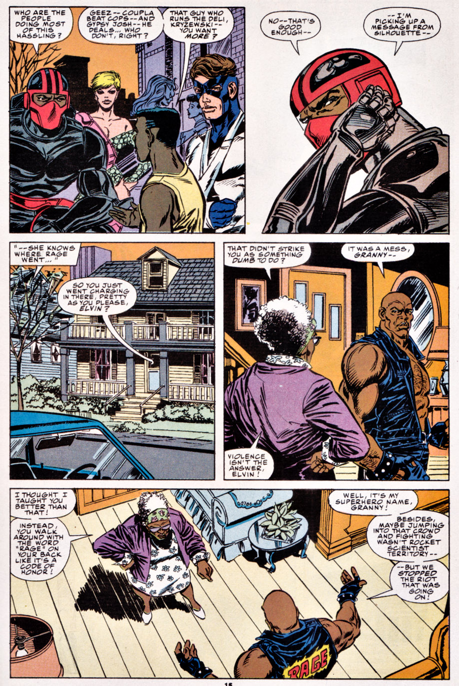 The Avengers (1963) 342 Page 10