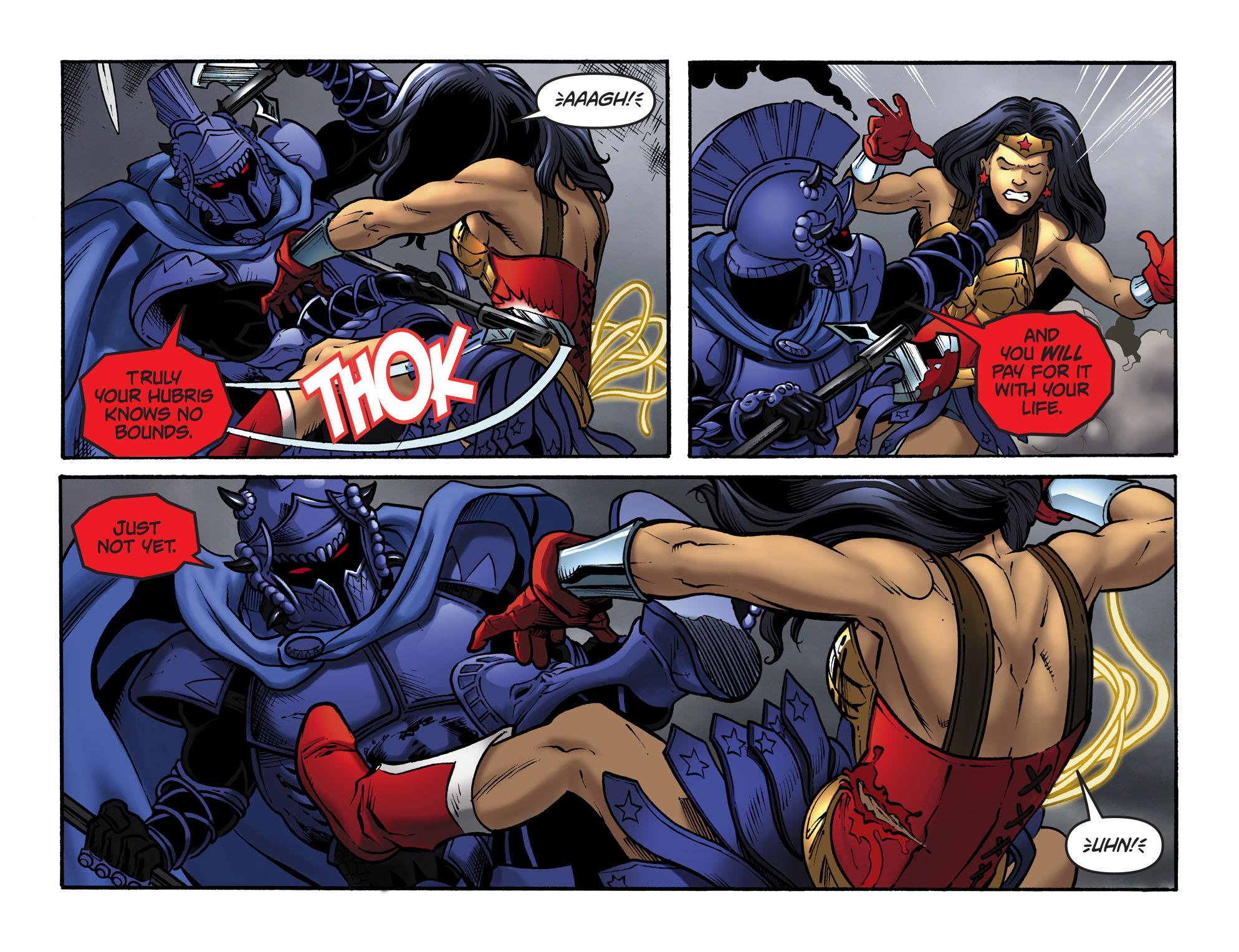 Read online Sensation Comics Featuring Wonder Woman comic -  Issue #35 - 10