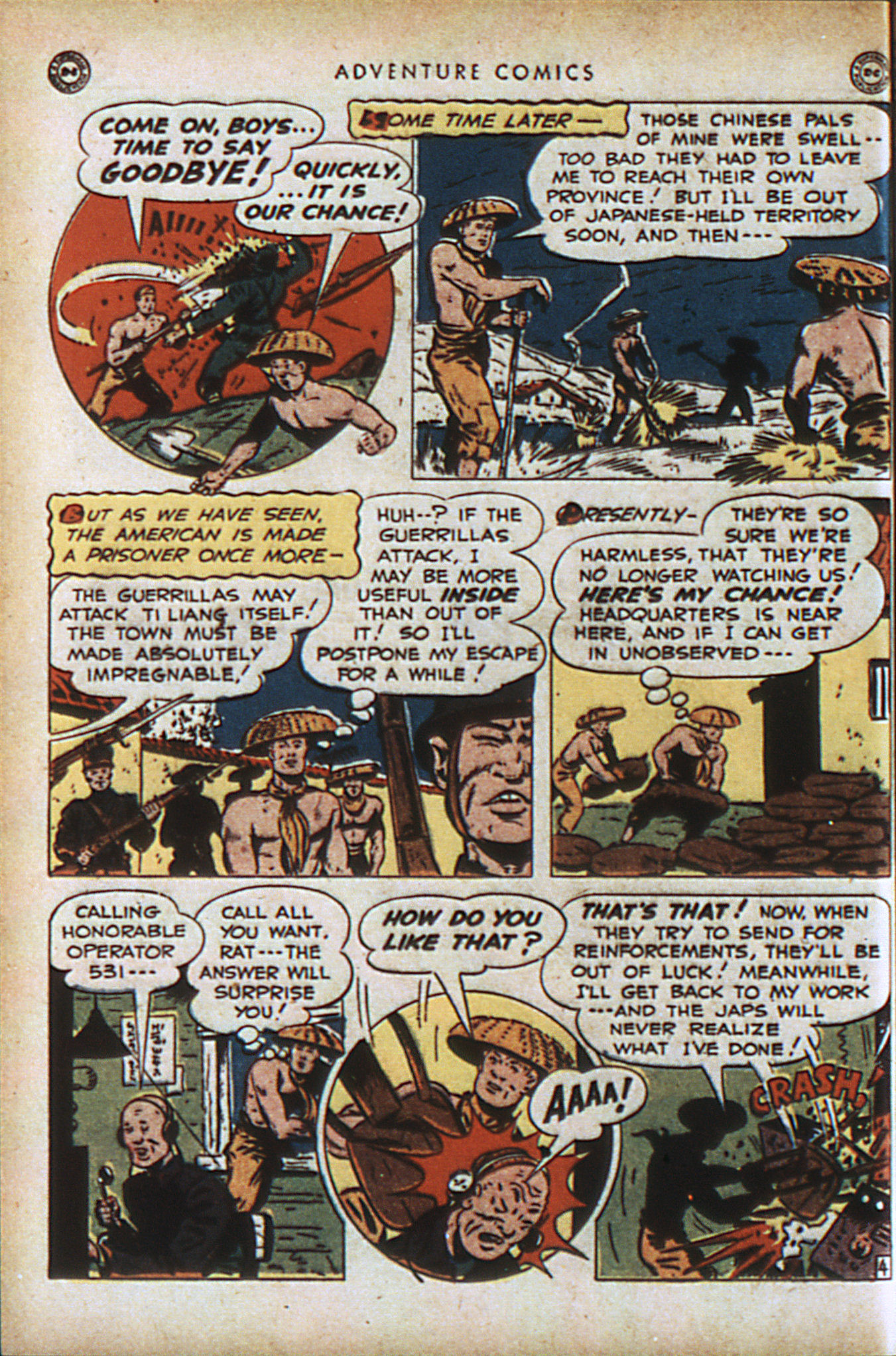 Read online Adventure Comics (1938) comic -  Issue #94 - 47