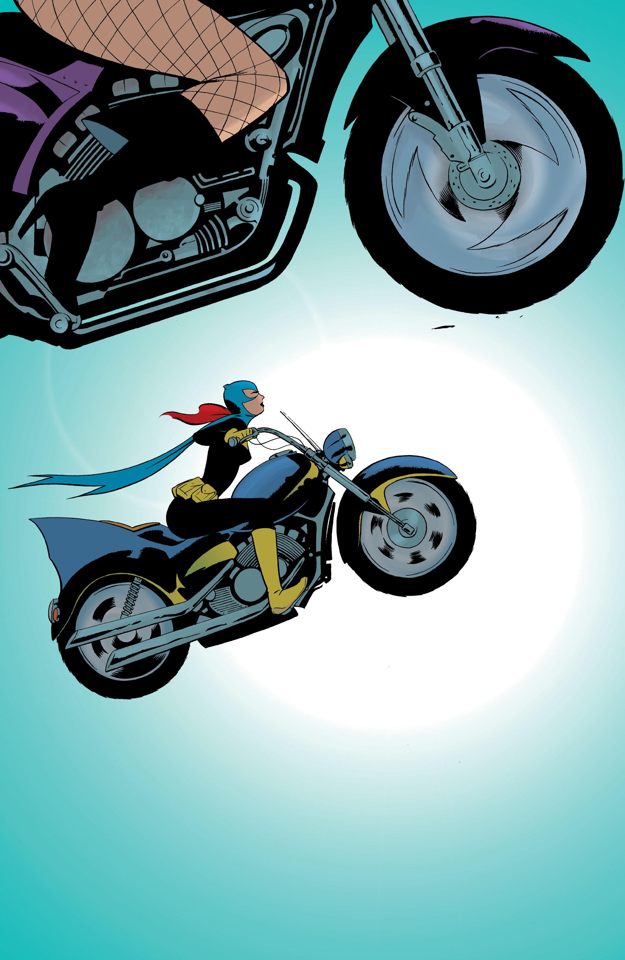 Read online Batgirl/Robin: Year One comic -  Issue # TPB 2 - 108