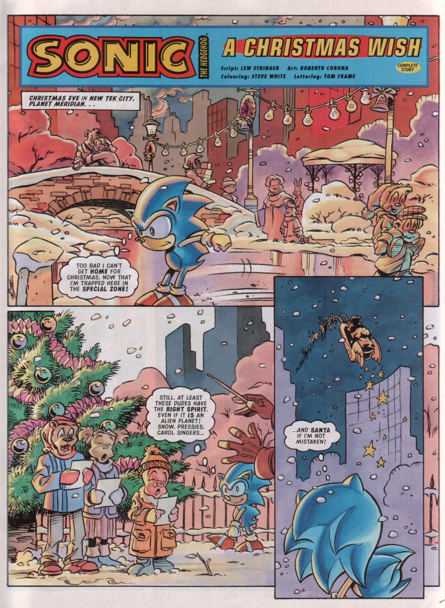 Read online Sonic the Comic comic -  Issue #93 - 3