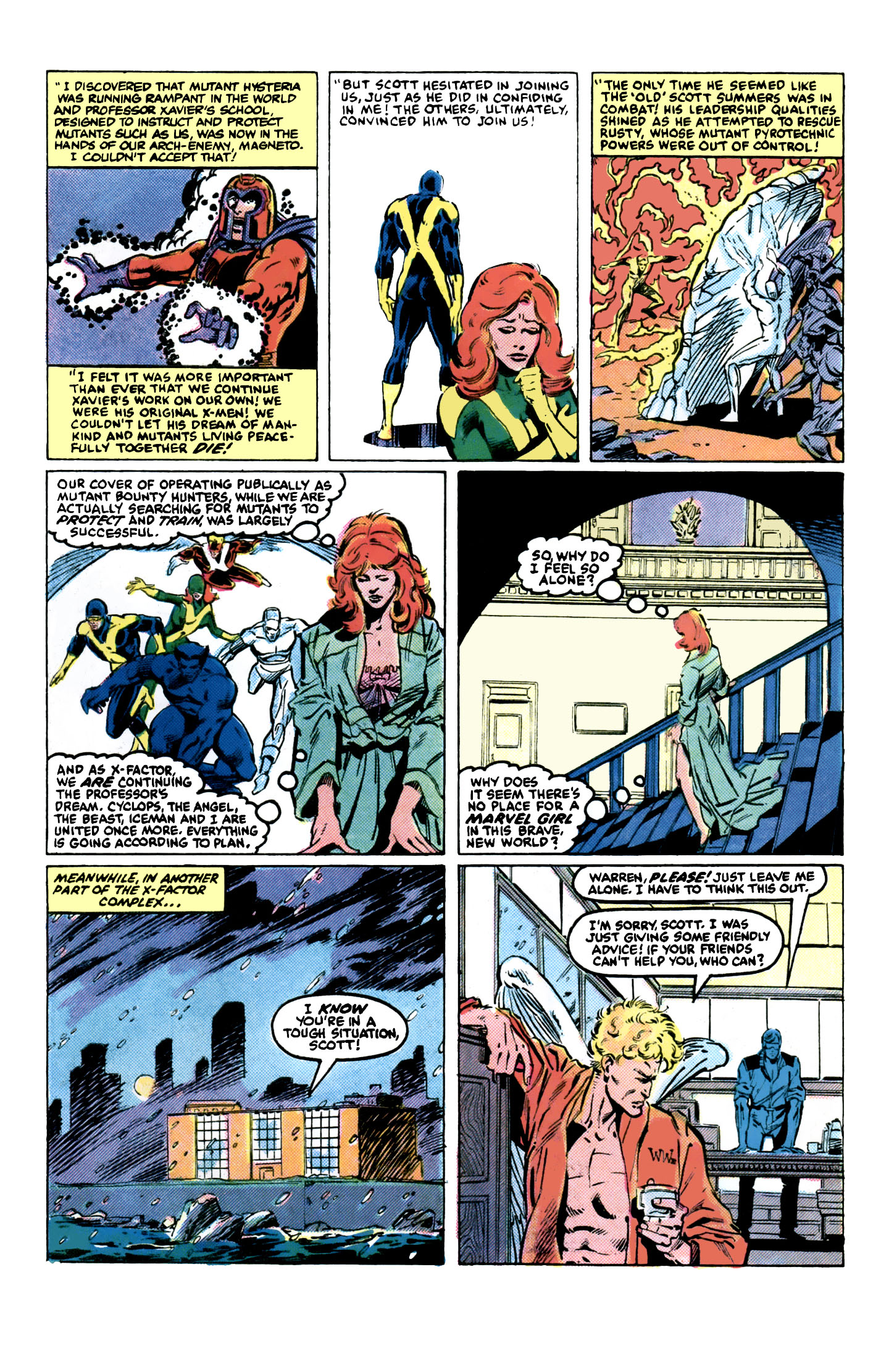 Read online X-Factor (1986) comic -  Issue #2 - 5