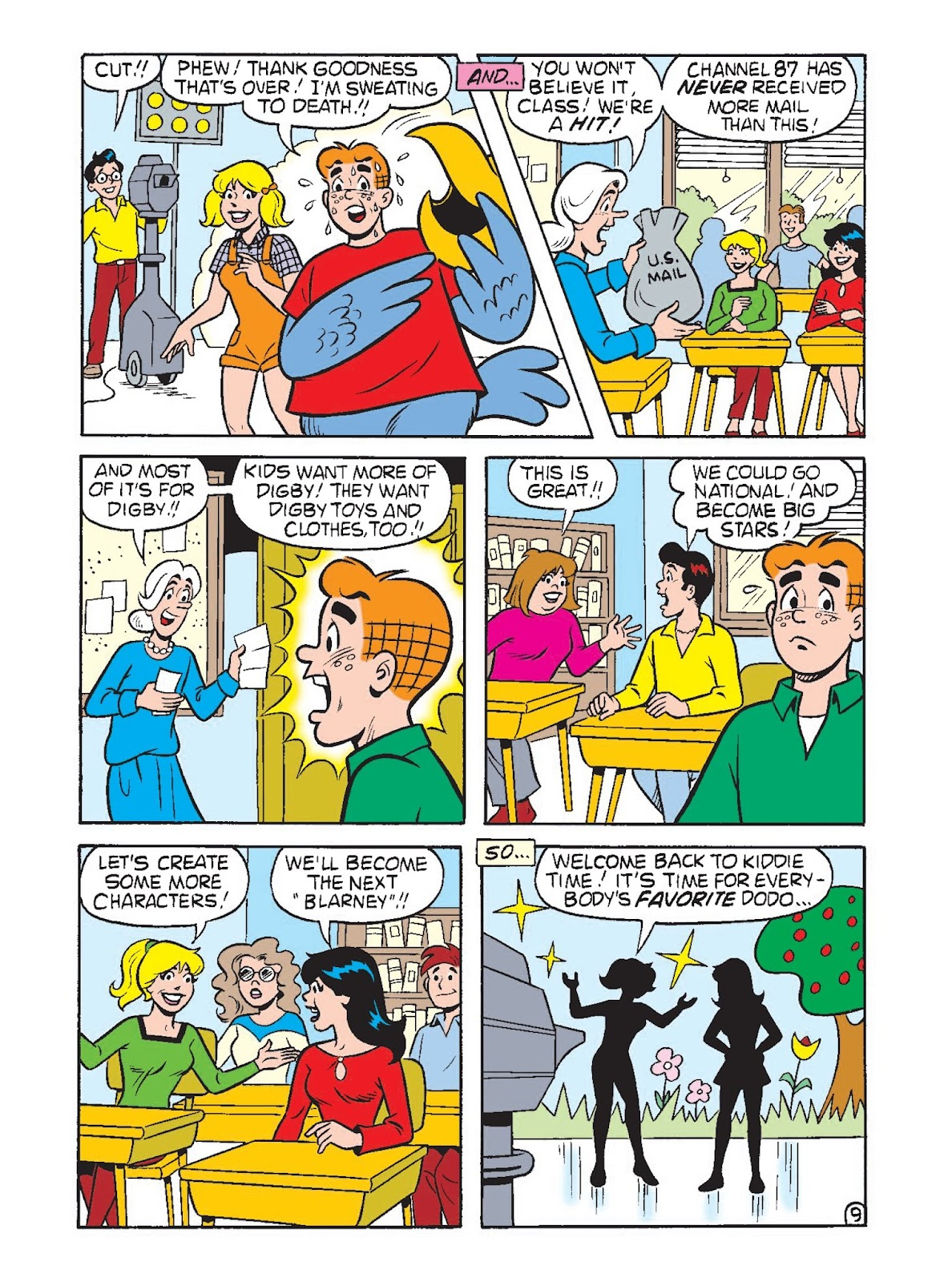 Archie 1000 Page Comics Digest issue TPB_(Part_5) - Page 44
