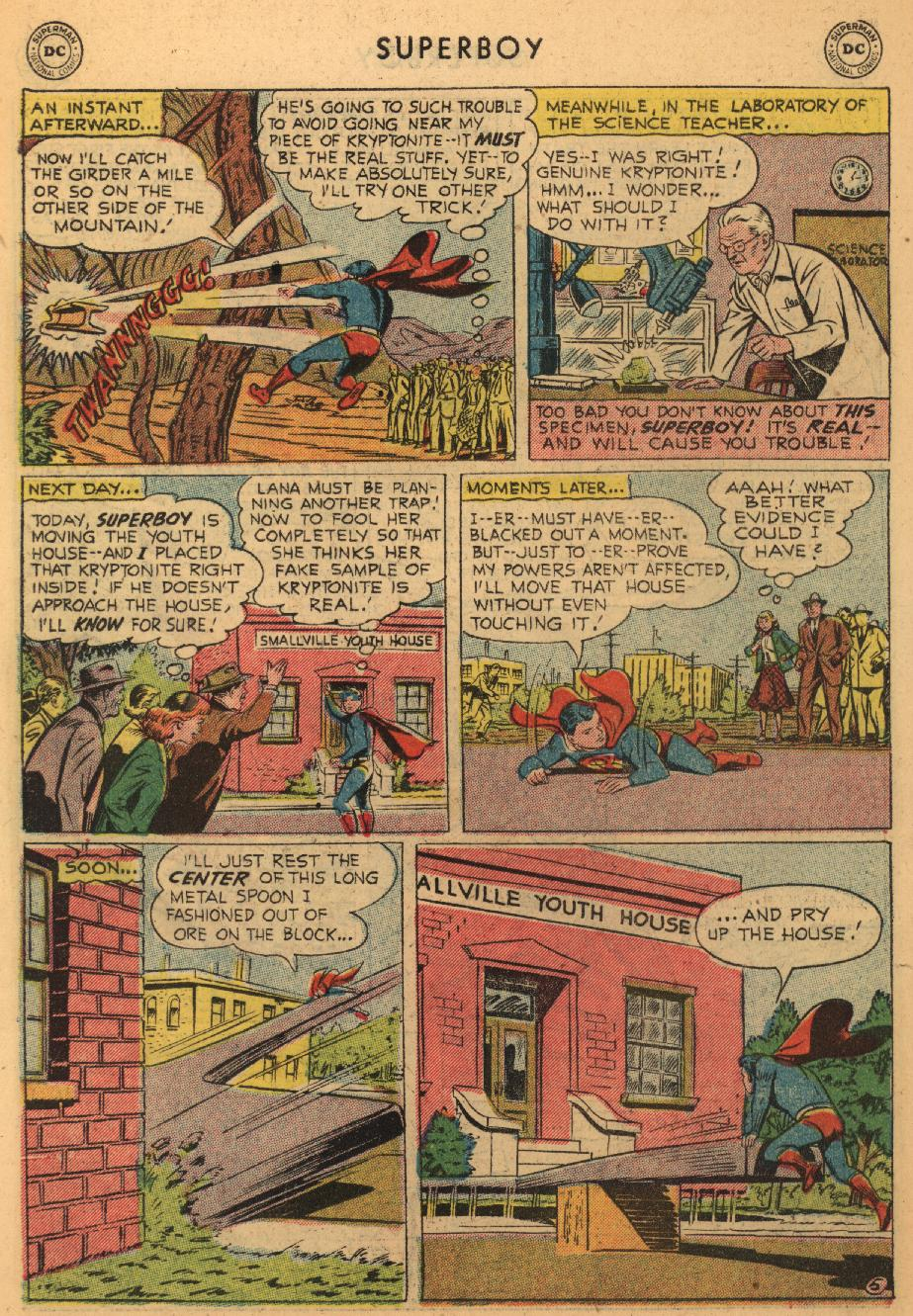 Superboy (1949) issue 45 - Page 26