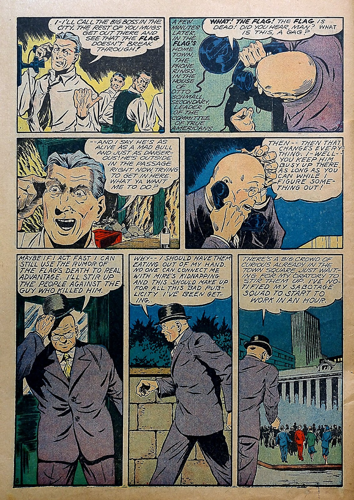 Our Flag Comics issue 5 - Page 5