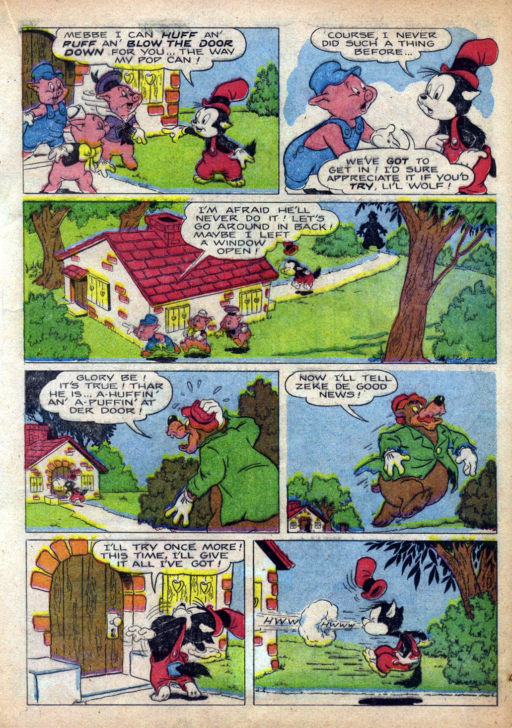 Walt Disney's Comics and Stories issue 87 - Page 25