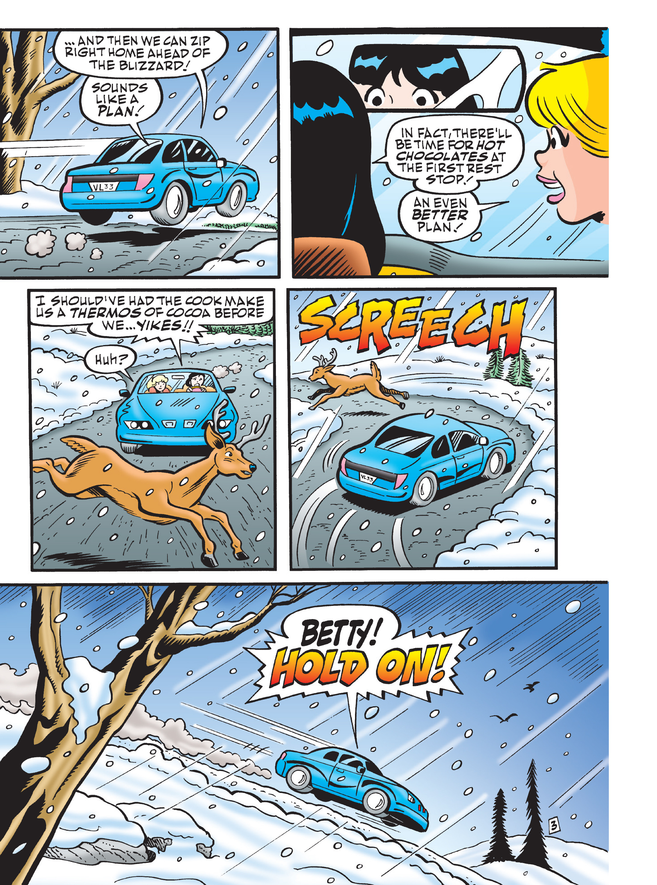 Read online Archie 75th Anniversary Digest comic -  Issue #4 - 97