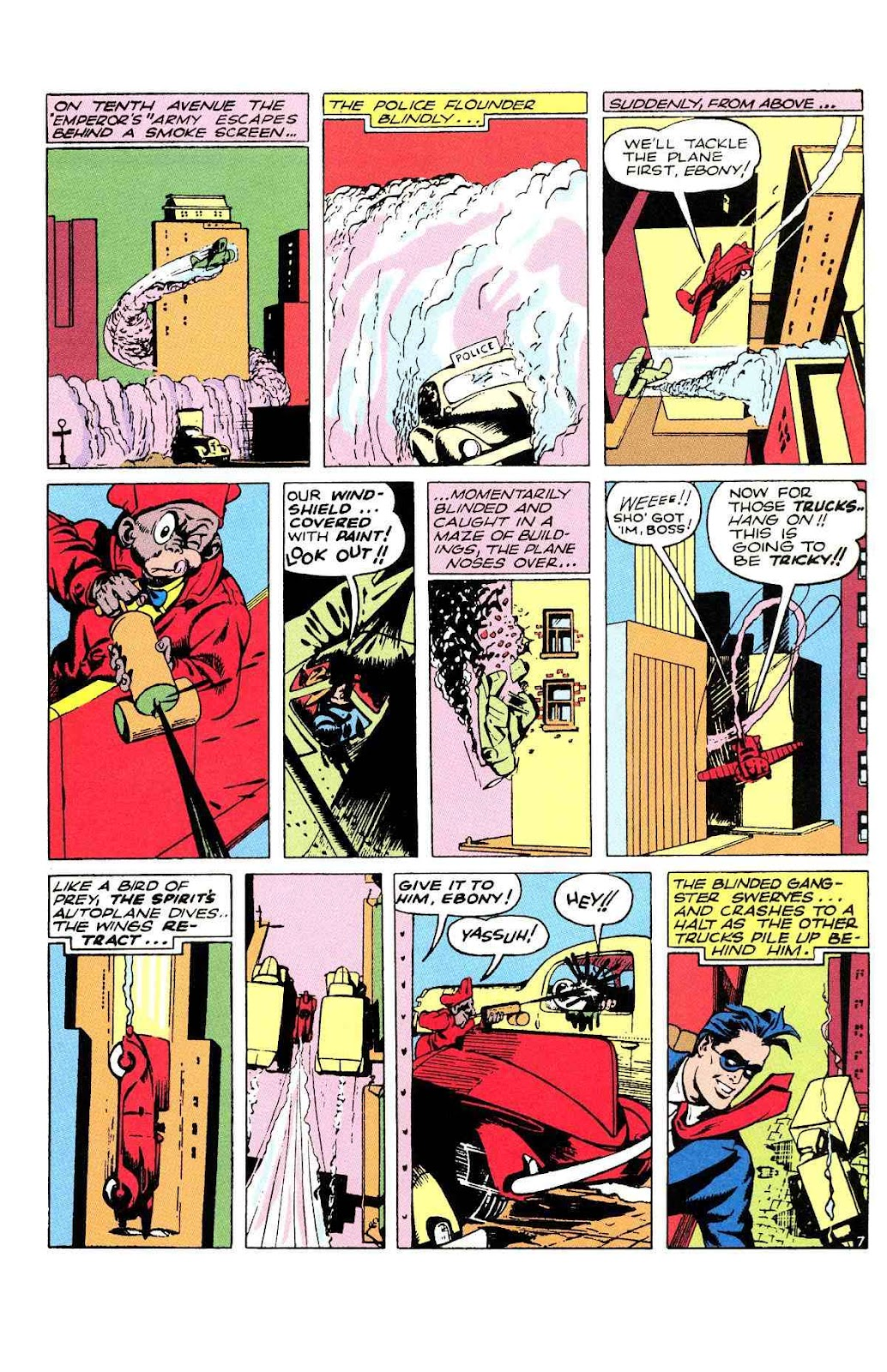Read online Will Eisner's The Spirit Archives comic -  Issue # TPB 2 (Part 2) - 43