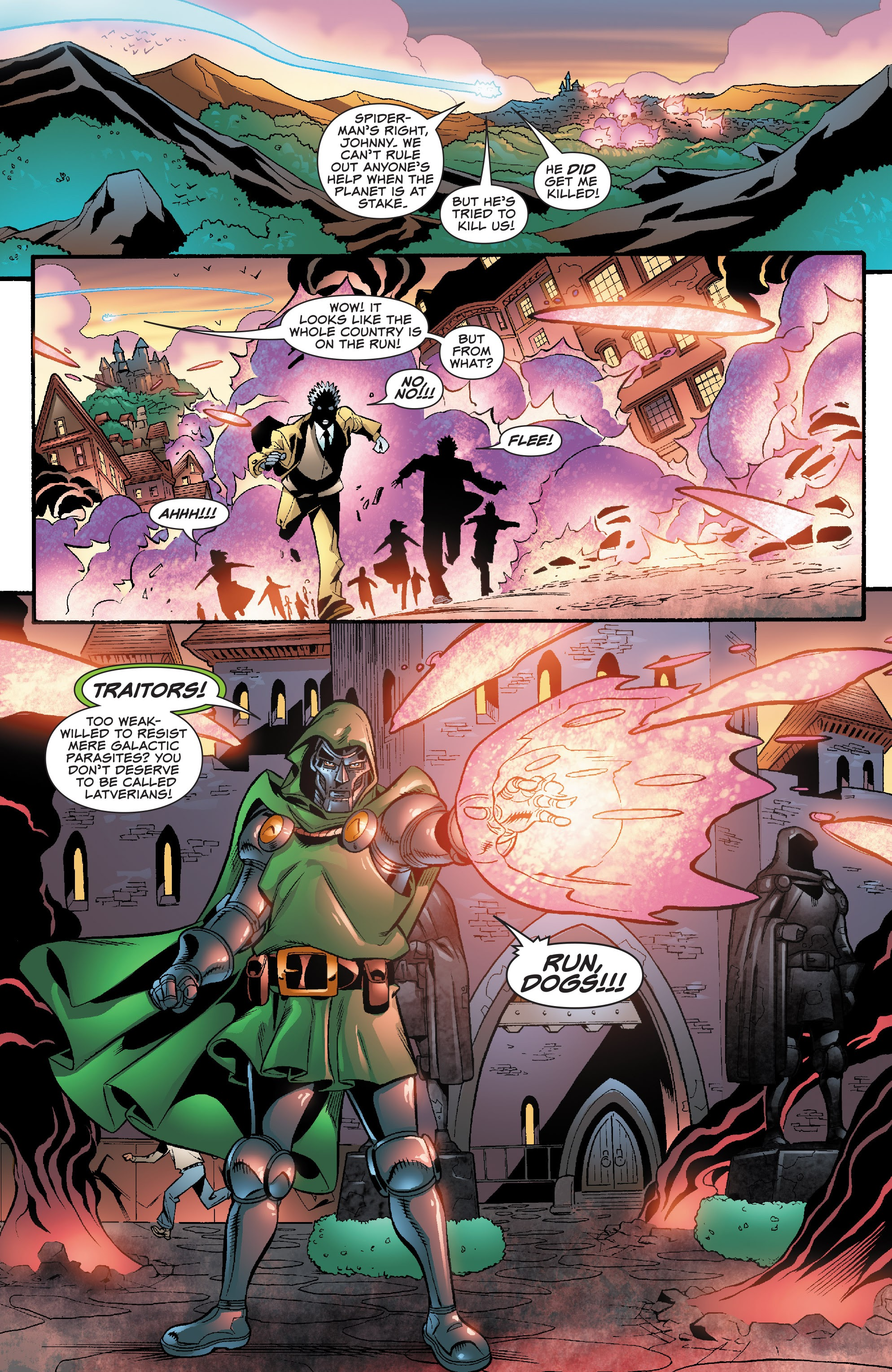 Spider-Man and the Fantastic Four issue 3 - Page 18