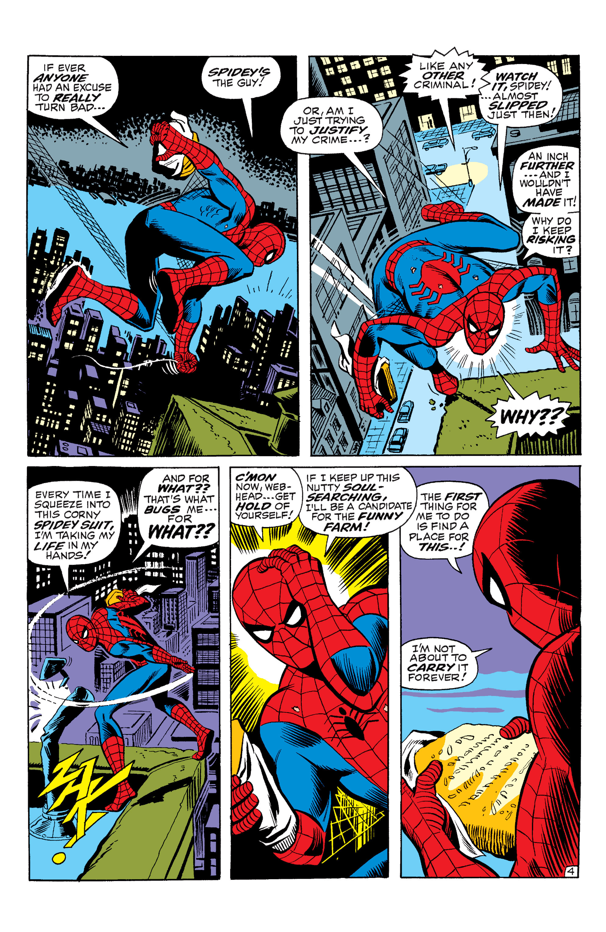 The Amazing Spider-Man (1963) 70 Page 4