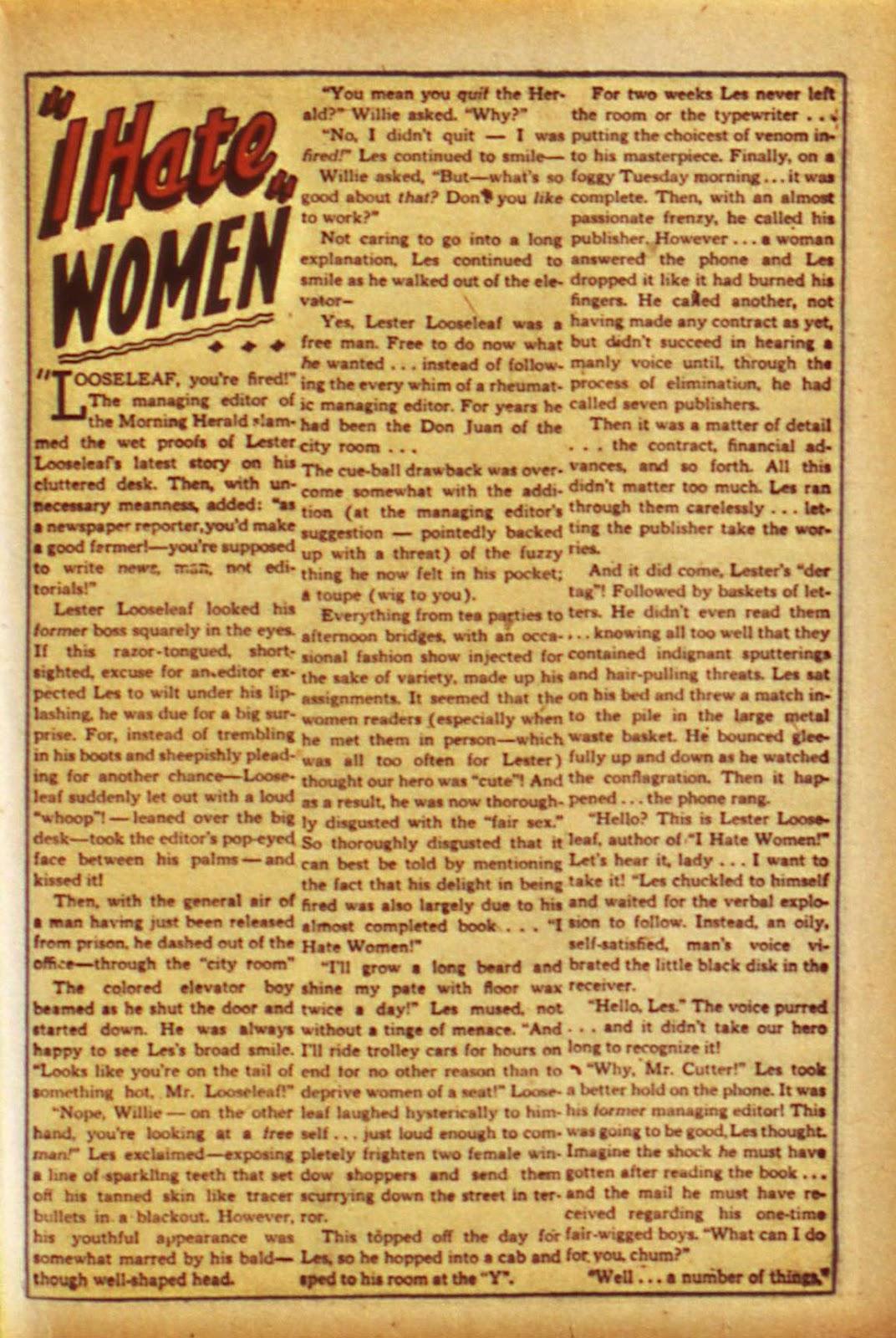USA Comics issue 7 - Page 39