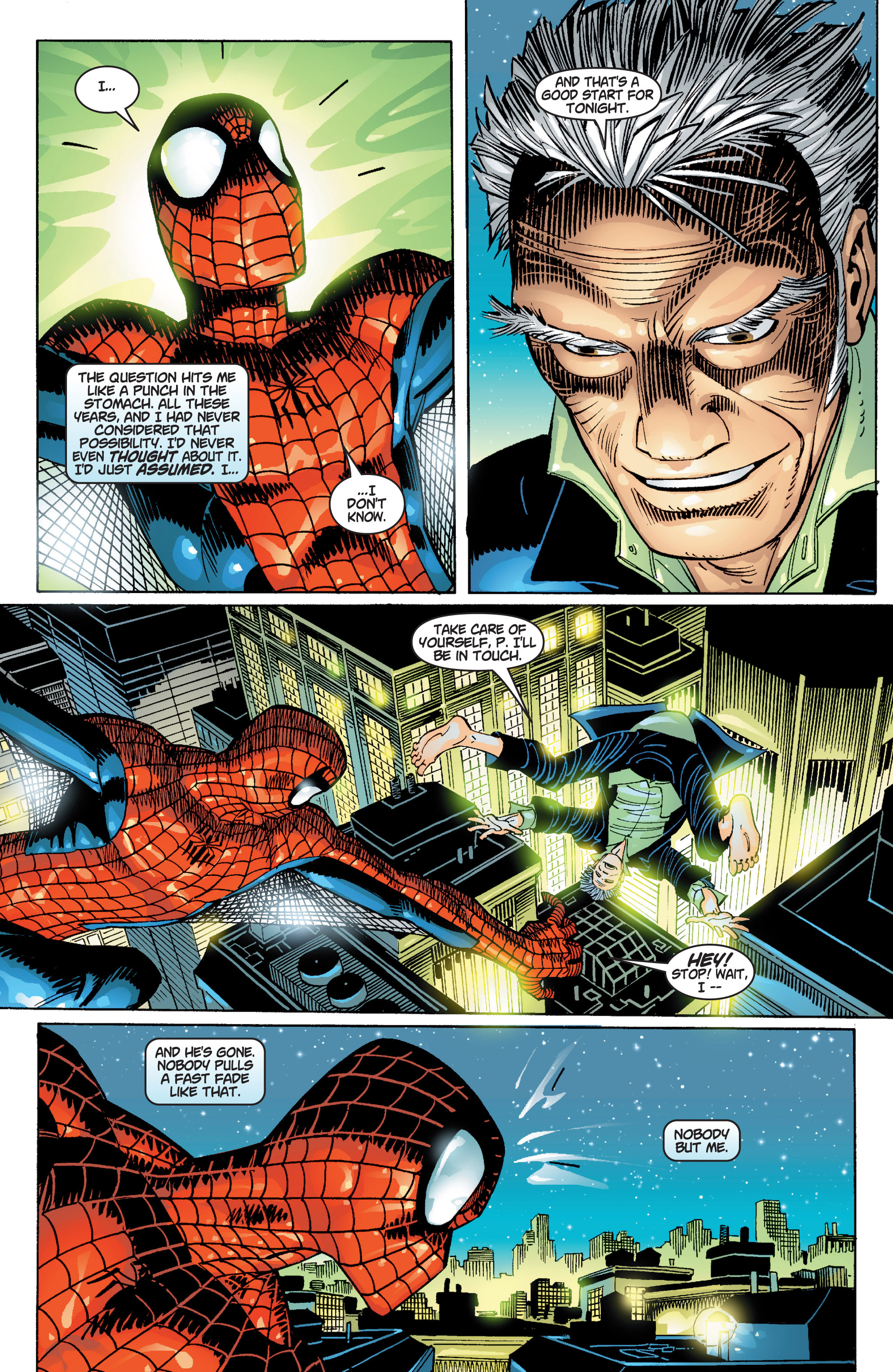 The Amazing Spider-Man (1999) 30 Page 16