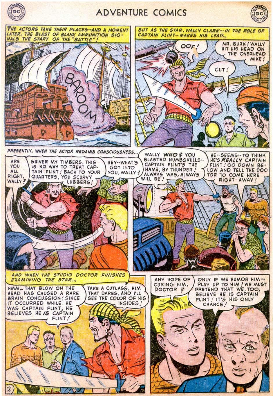 Read online Adventure Comics (1938) comic -  Issue #178 - 18