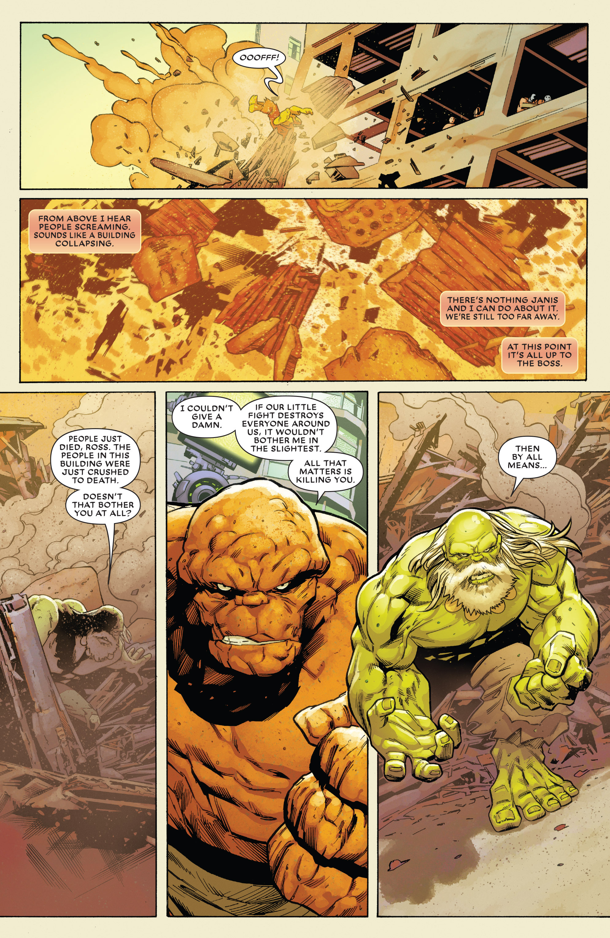 Read online Future Imperfect comic -  Issue #2 - 14