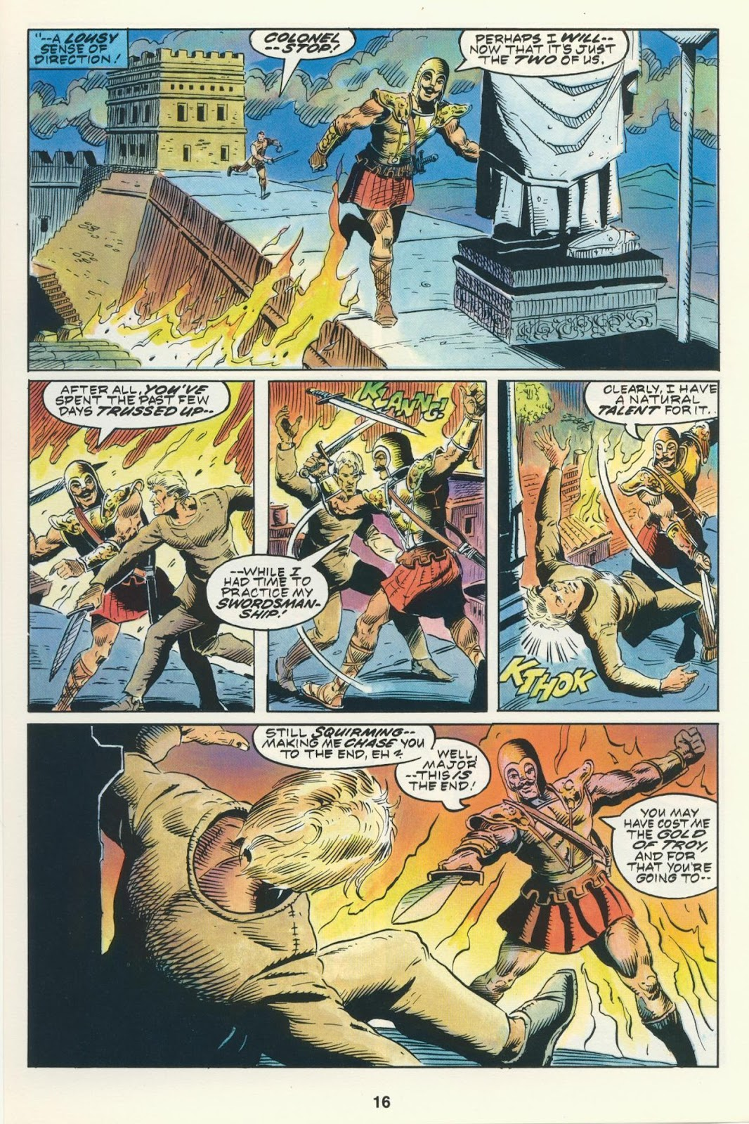 Warhawks issue 4 - Page 18