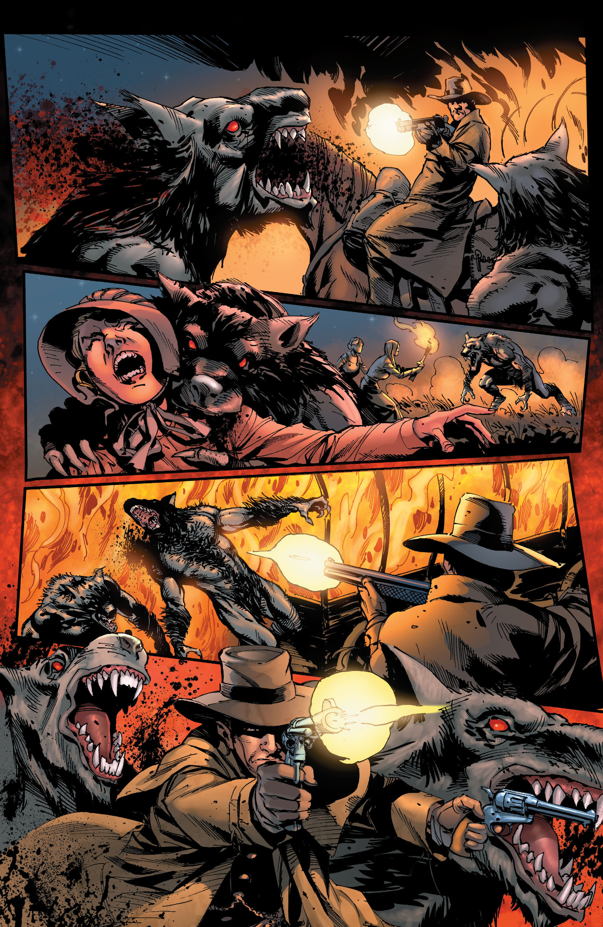 Read online All-Star Western (2011) comic -  Issue #19 - 28