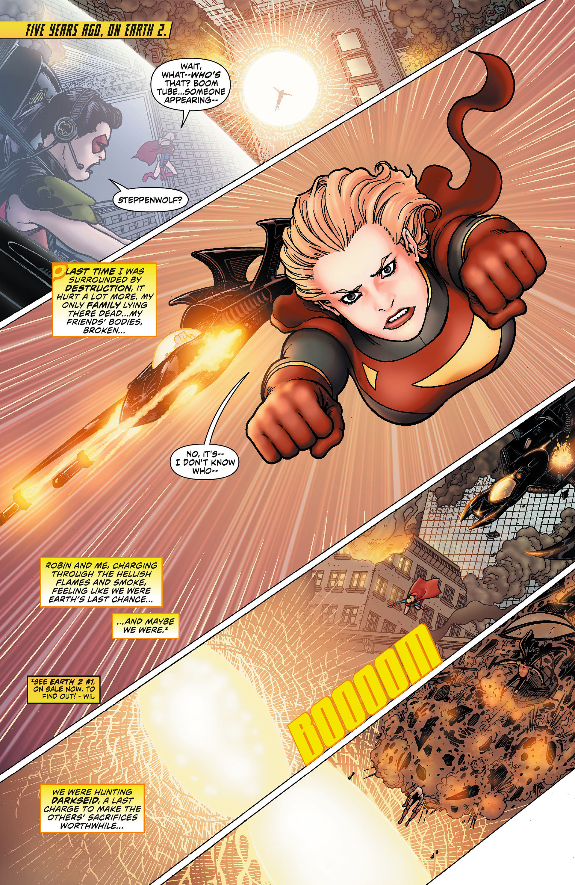 Read online Worlds' Finest comic -  Issue #1 - 10