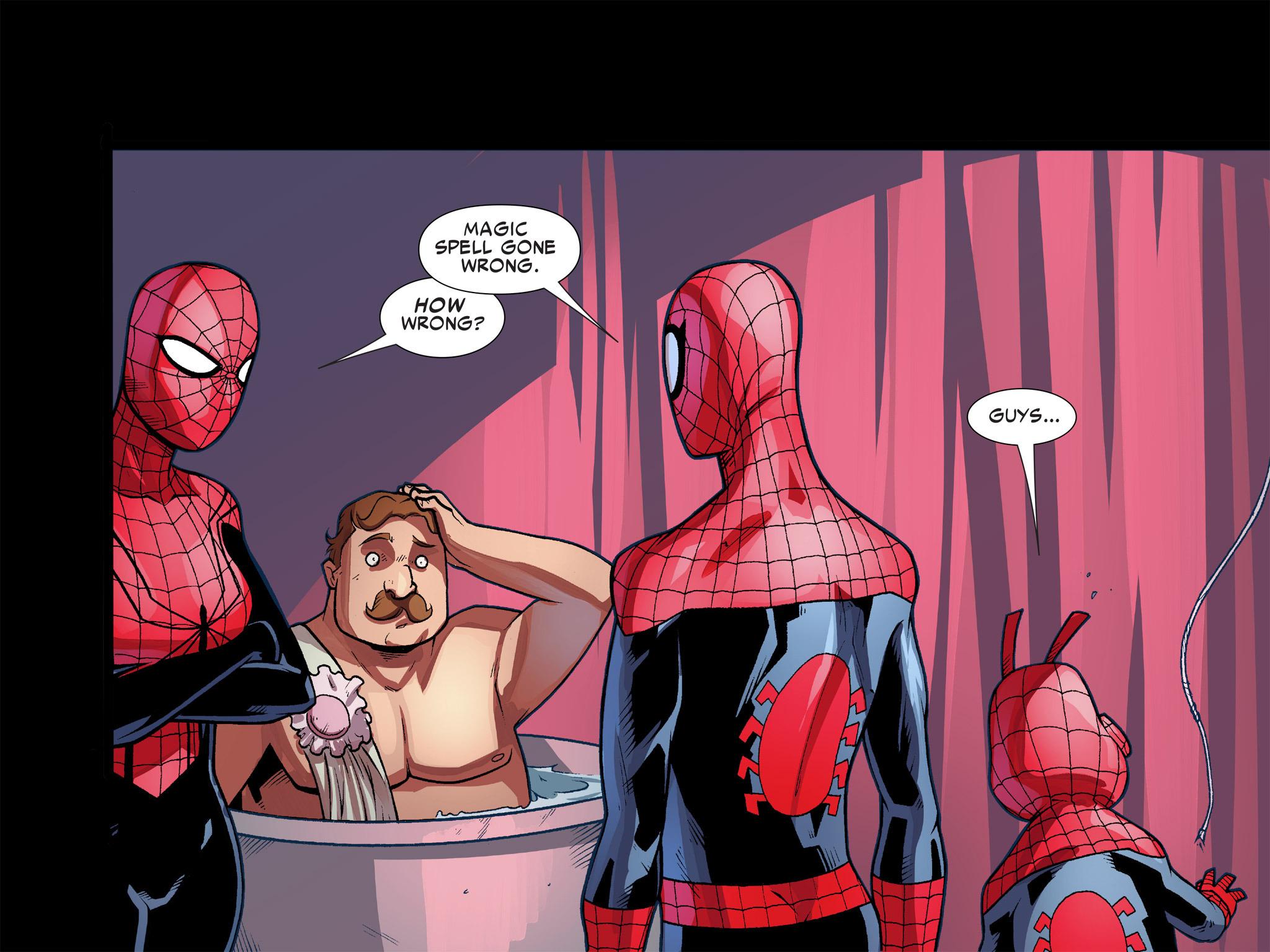 Read online Ultimate Spider-Man (Infinite Comics) (2016) comic -  Issue #9 - 54