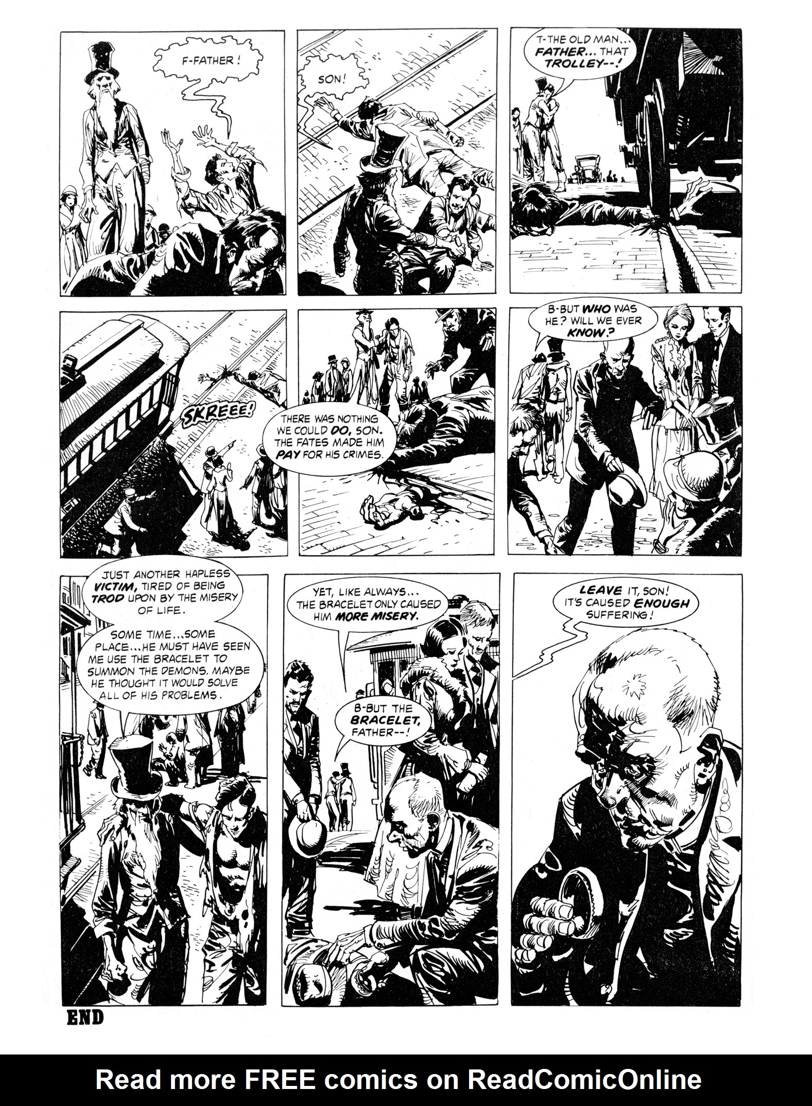 Read online Eerie Archives comic -  Issue # TPB 16 - 149