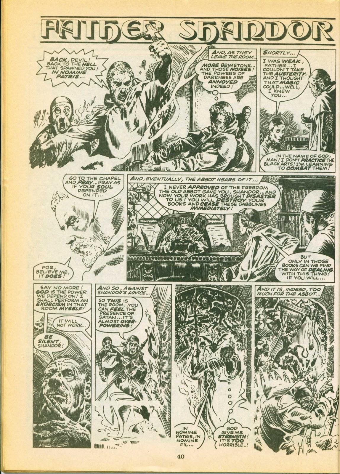 Warrior Issue #1 #2 - English 40