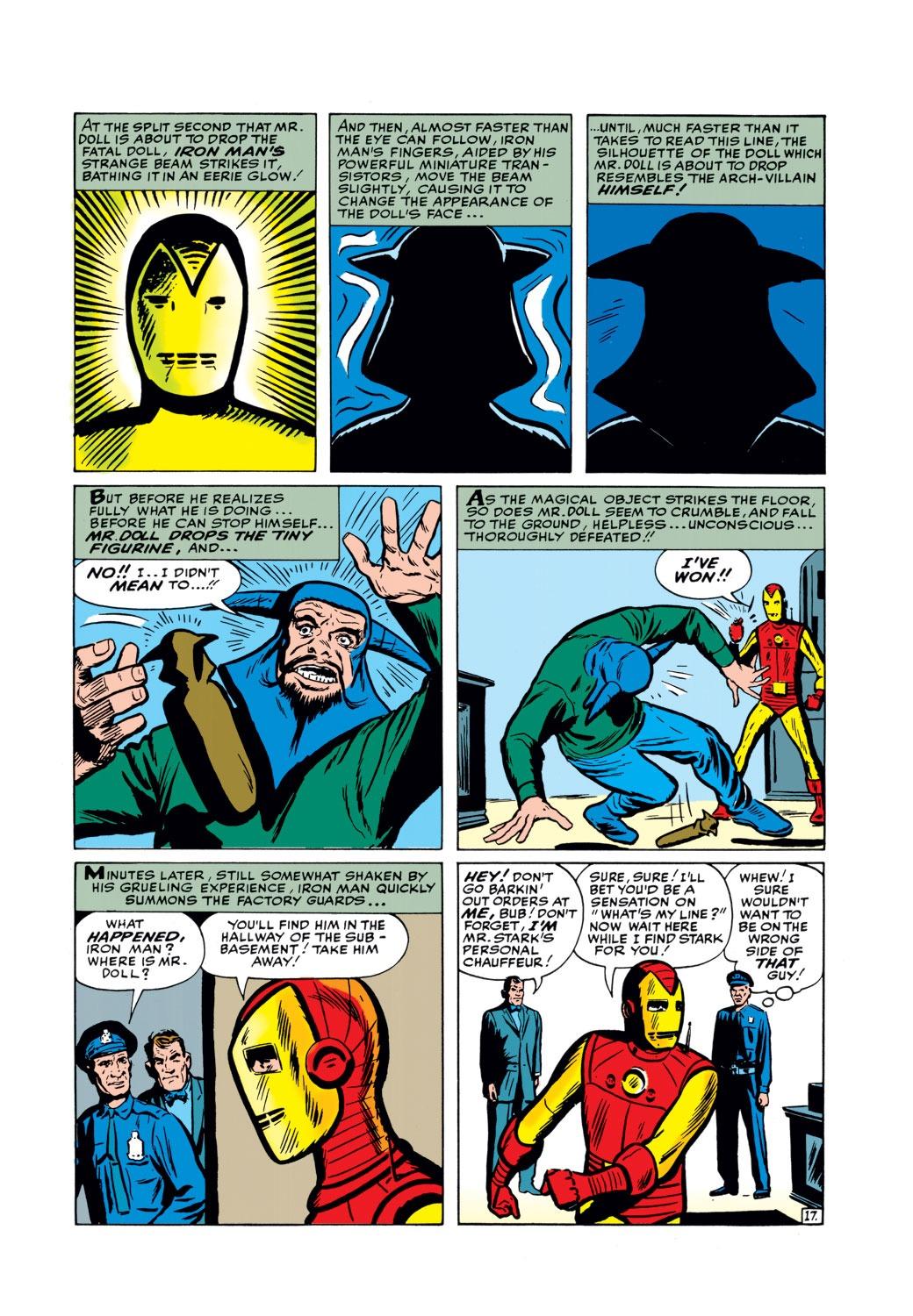 Tales of Suspense (1959) issue 48 - Page 18