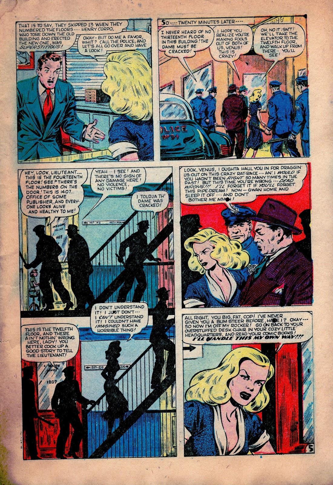 Venus (1948) issue 16 - Page 9