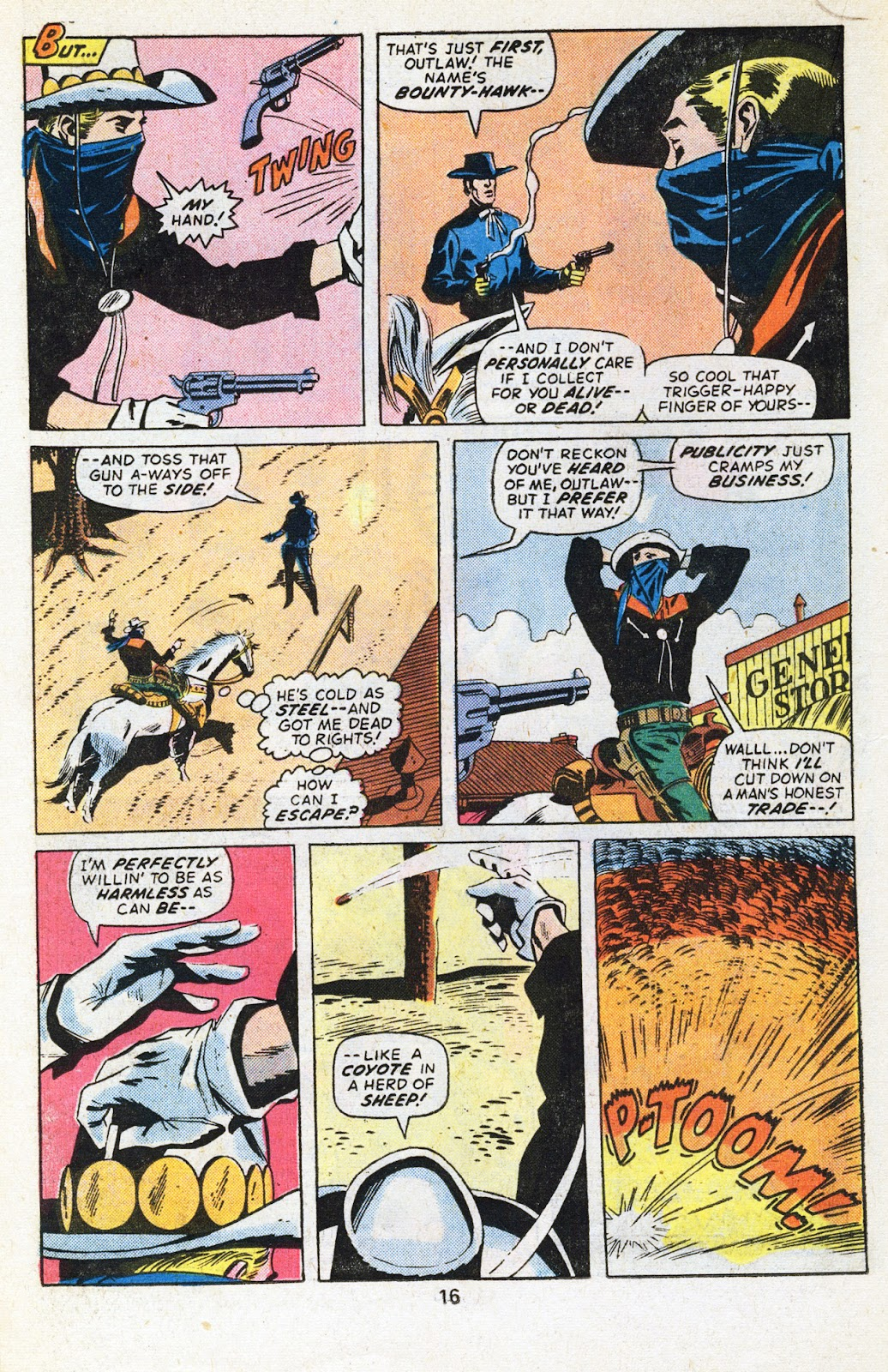 The Outlaw Kid (1970) issue 29 - Page 18