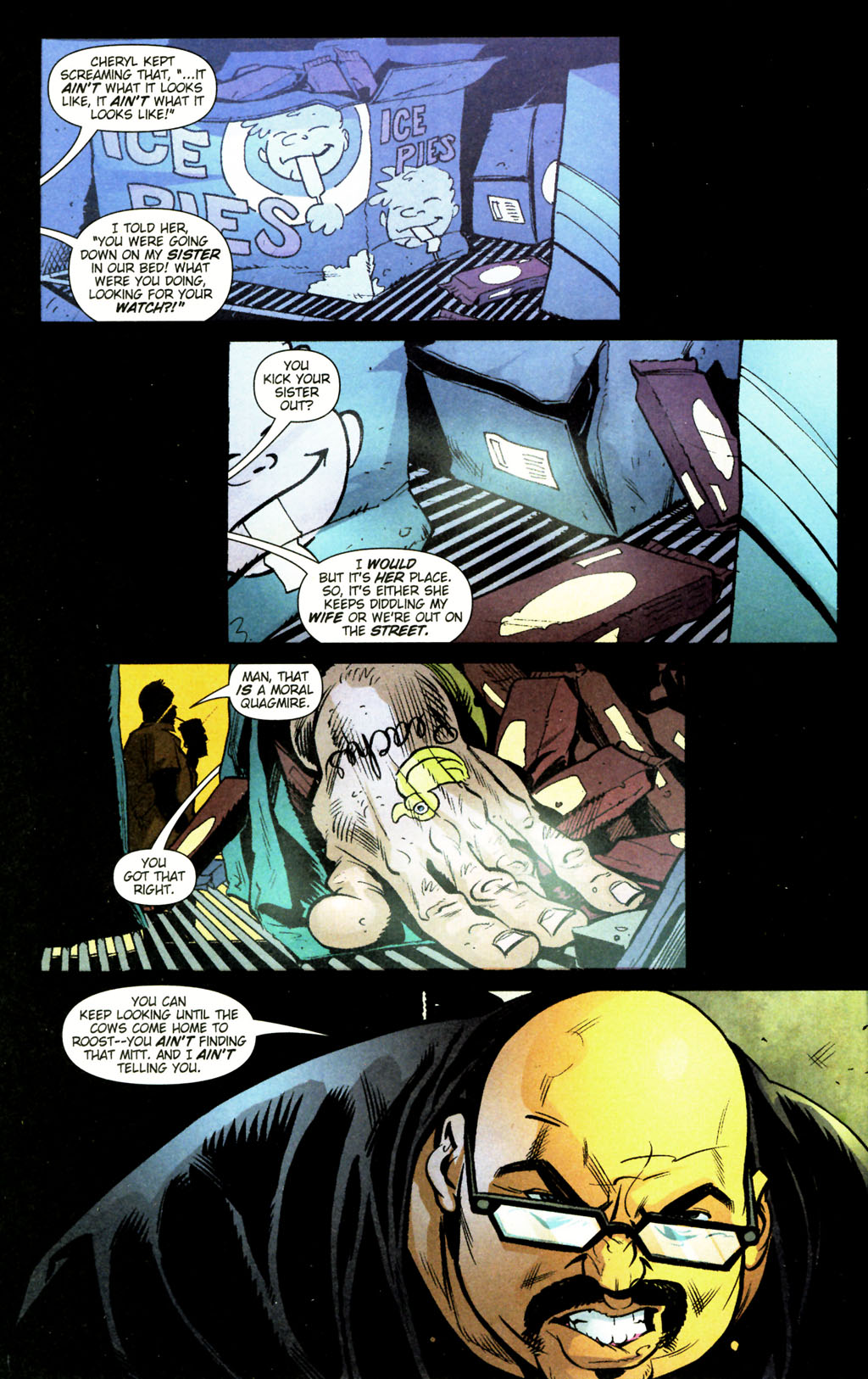 Read online Caper comic -  Issue #12 - 9