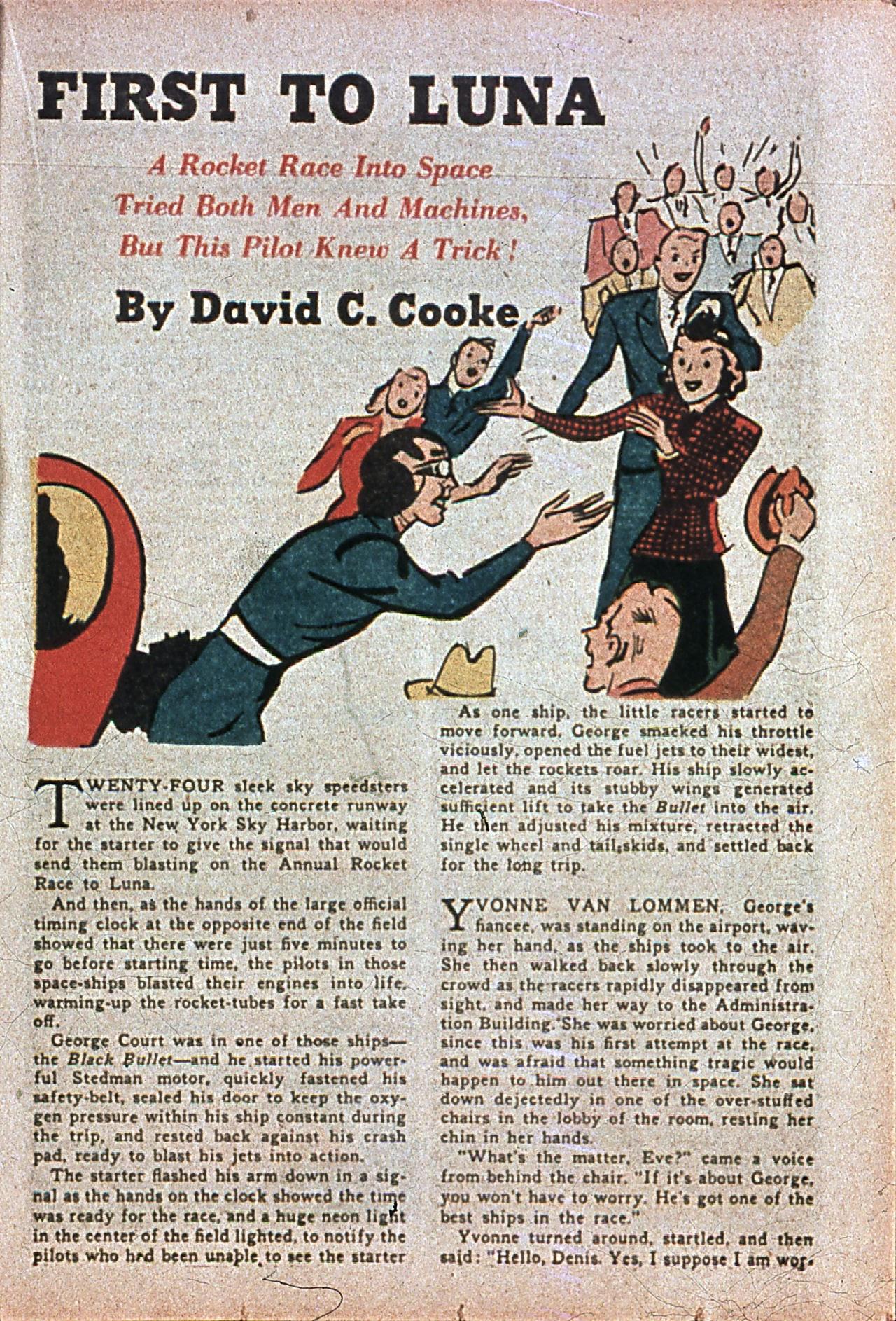 Read online Amazing Man Comics comic -  Issue #7 - 44
