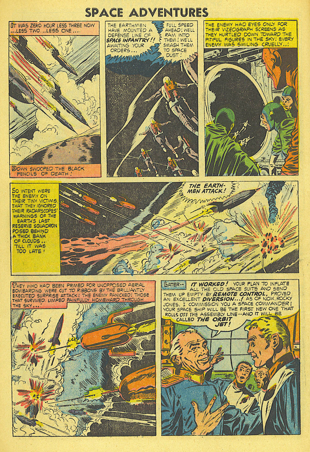Read online Space Adventures comic -  Issue #15 - 5