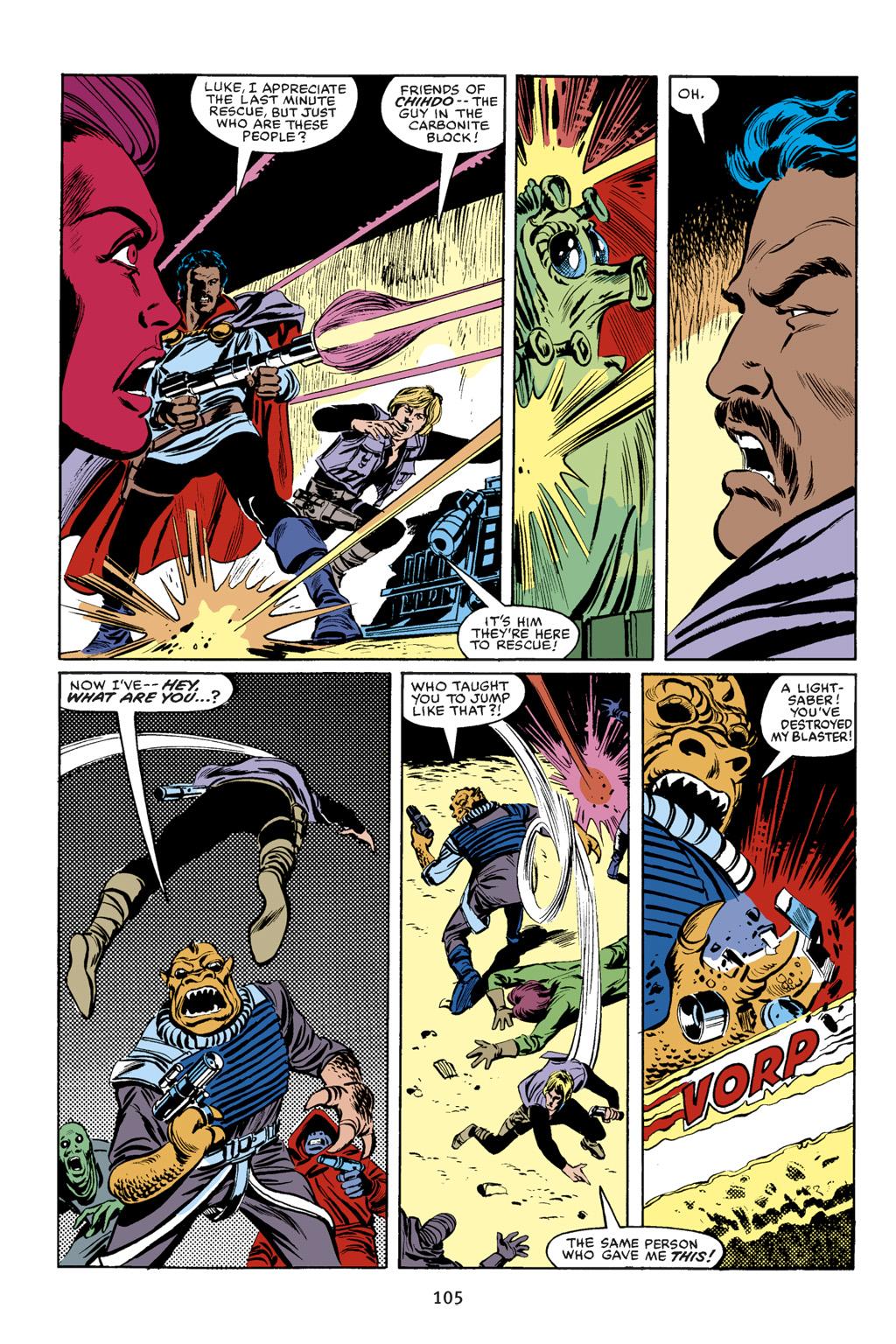 Read online Star Wars Omnibus comic -  Issue # Vol. 18 - 96