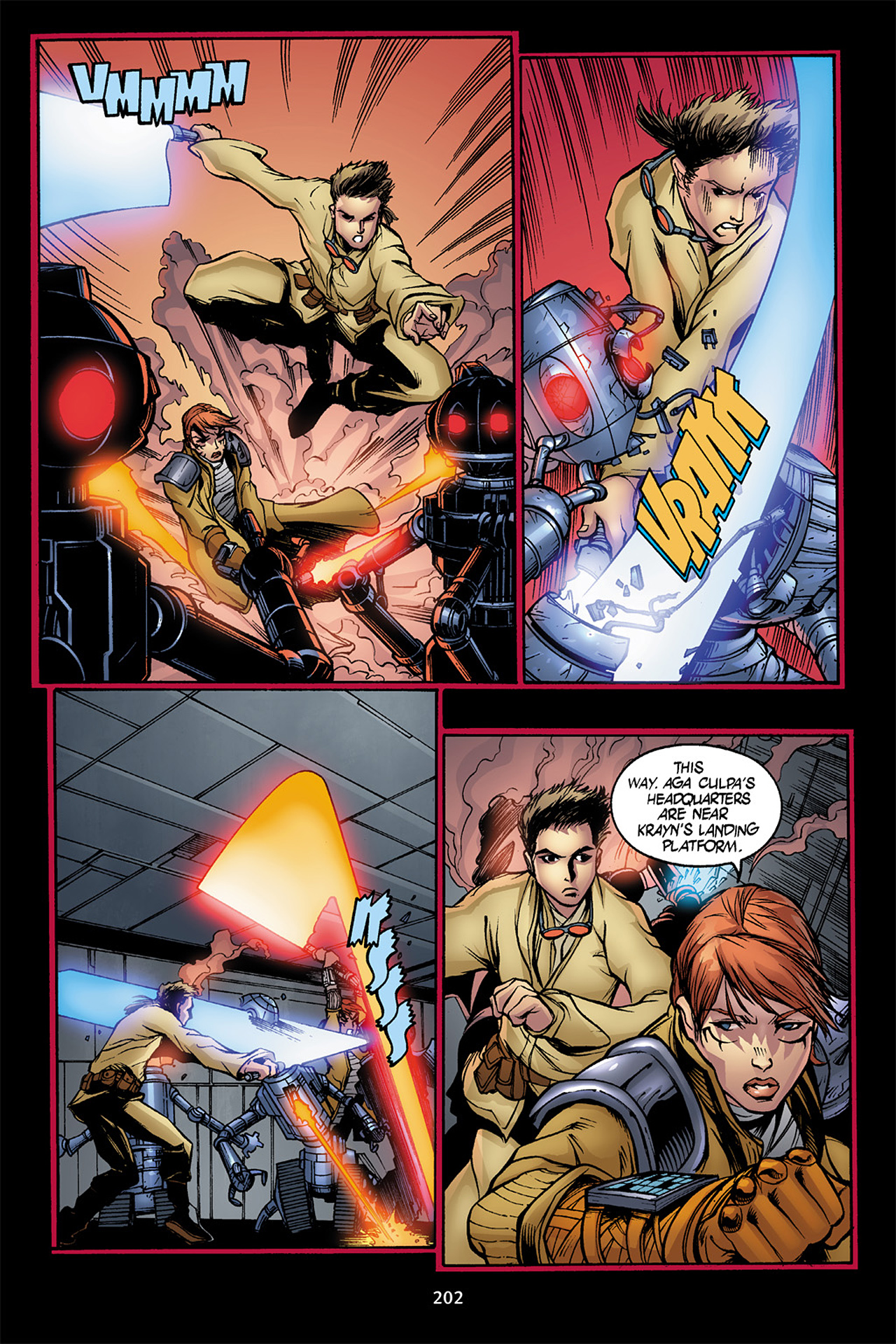 Read online Star Wars Omnibus comic -  Issue # Vol. 10 - 201
