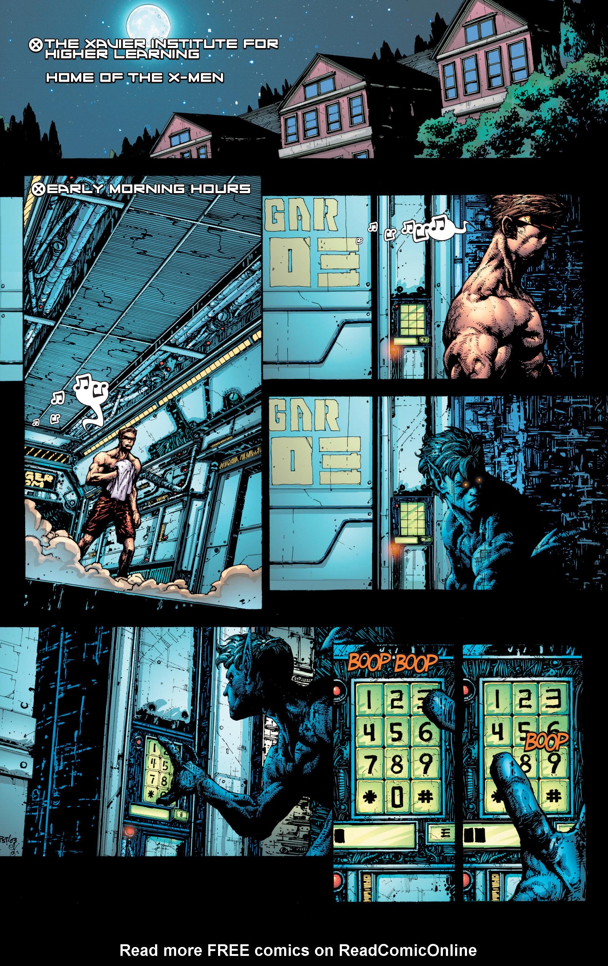 Read online Uncanny X-Men (1963) comic -  Issue #429 - 3