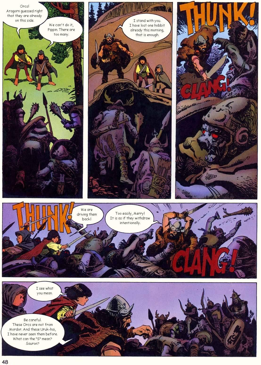 El Señor de los Anillos issue 2 - Page 44
