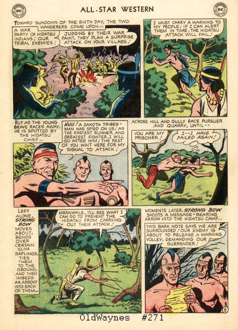 Read online All-Star Western (1951) comic -  Issue #97 - 13