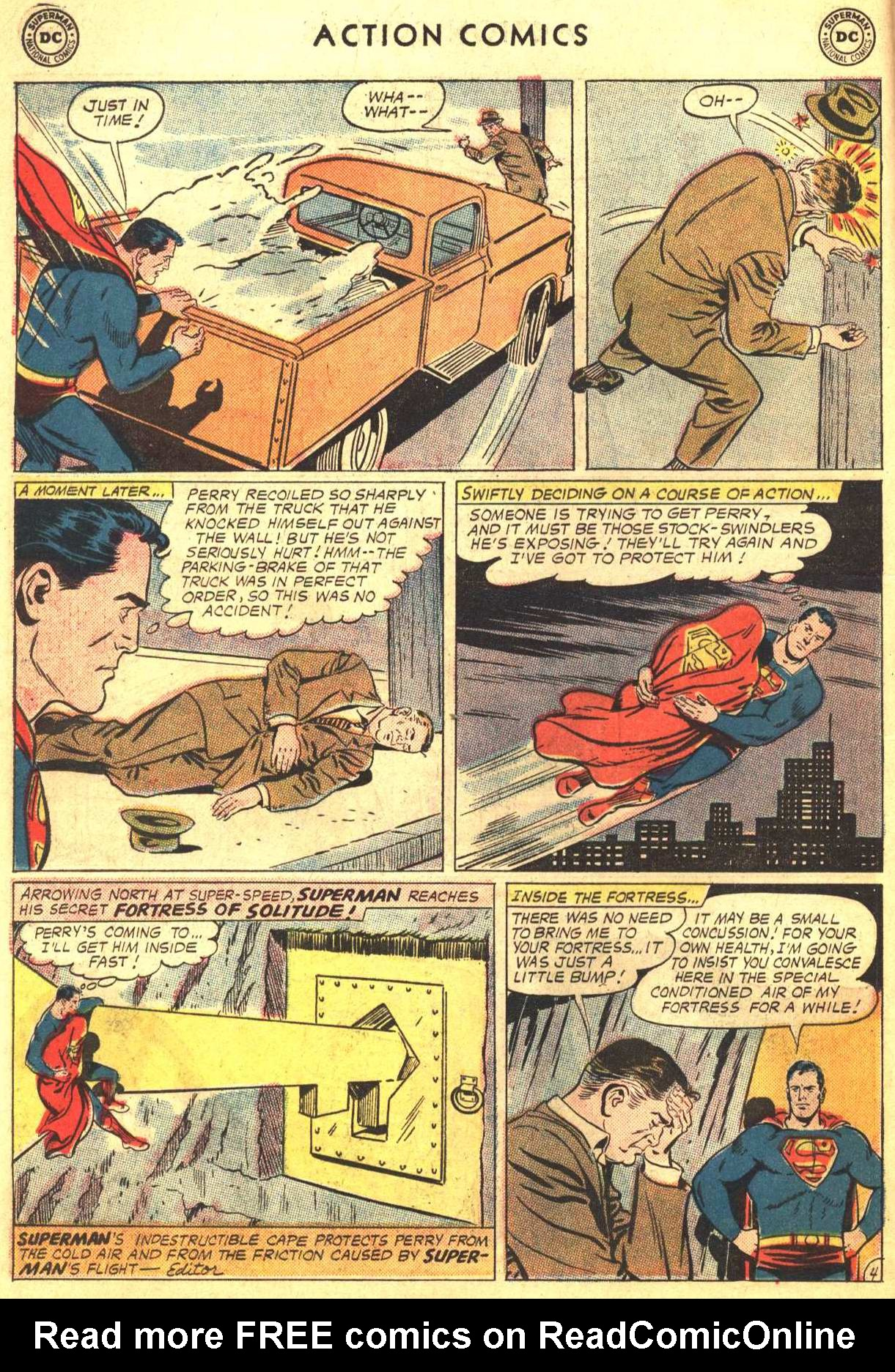 Read online Action Comics (1938) comic -  Issue #302 - 5