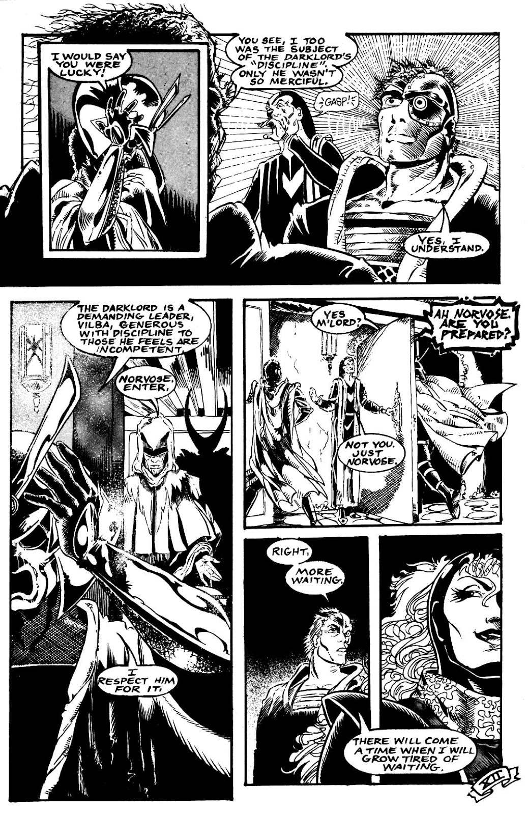 The Realm (1986) issue 20 - Page 16