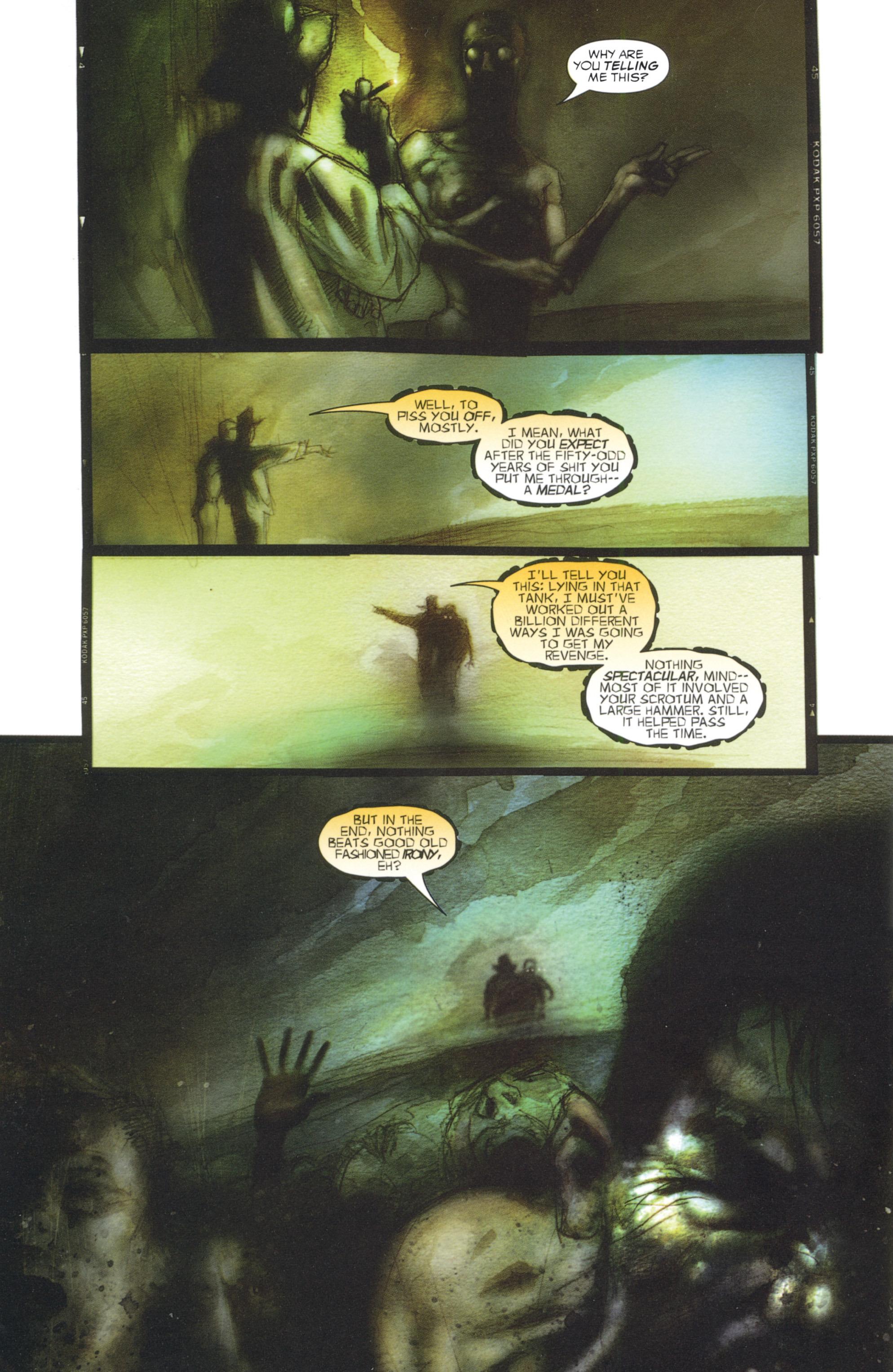Read online Deadside comic -  Issue #1 - 21